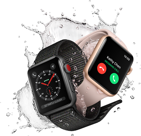  WATCH - Choose the Apple Watch that moves you.