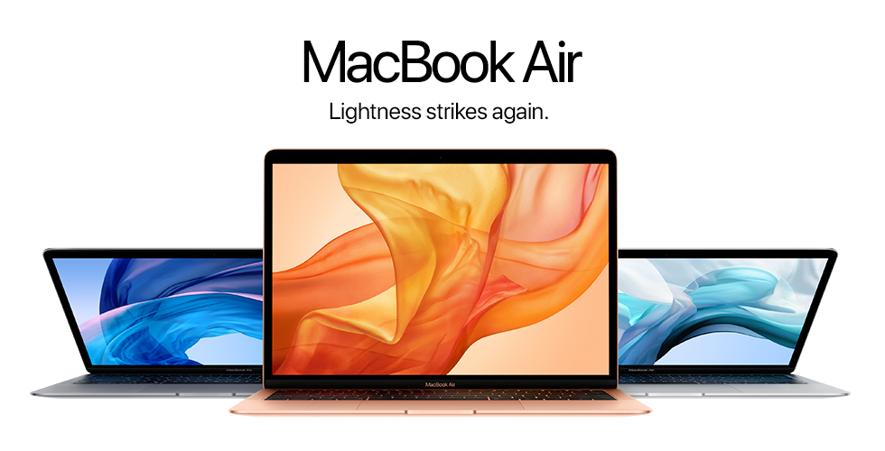 All-new MacBook Air