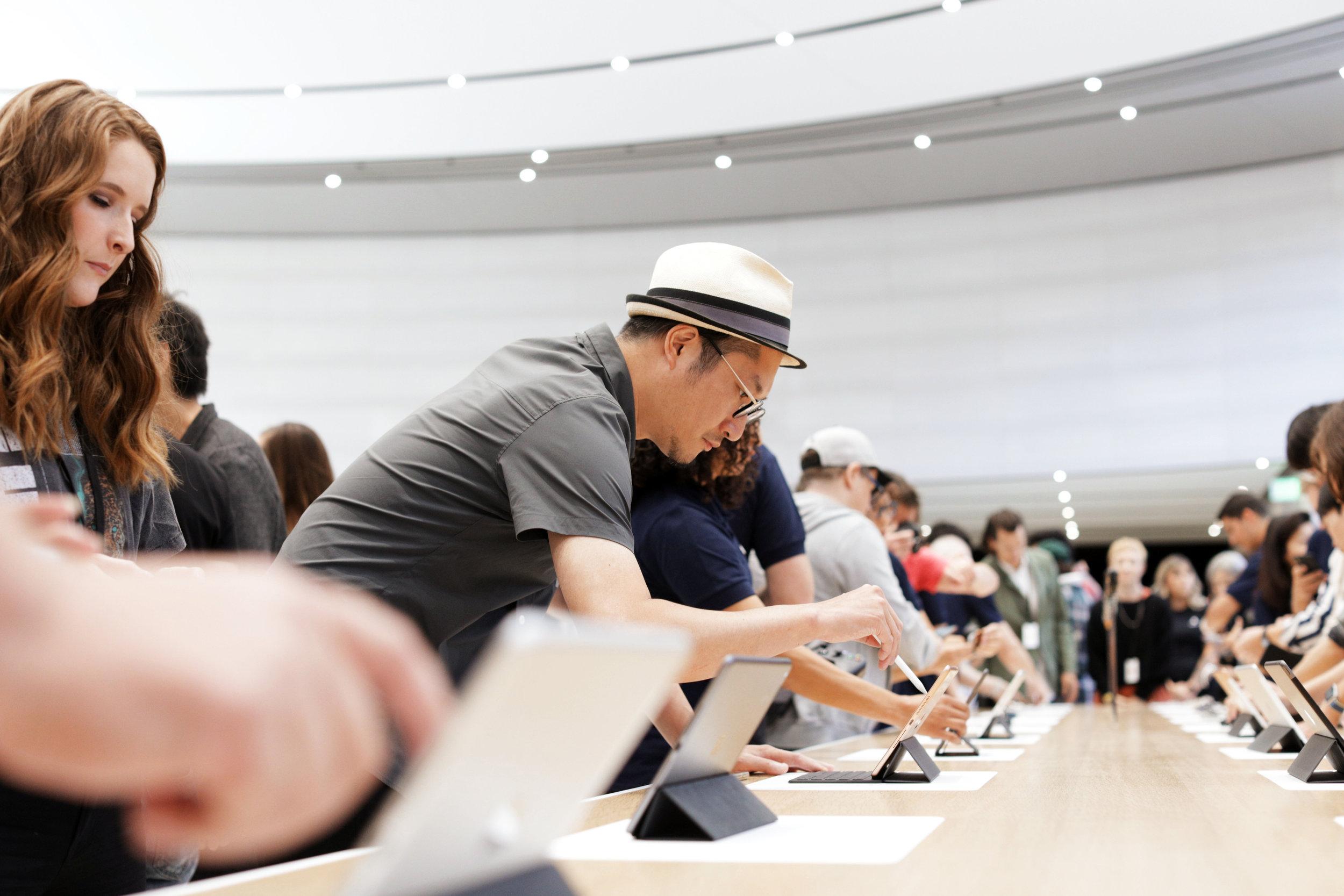 ByInnovationOnly.Apple.Event.jpg
