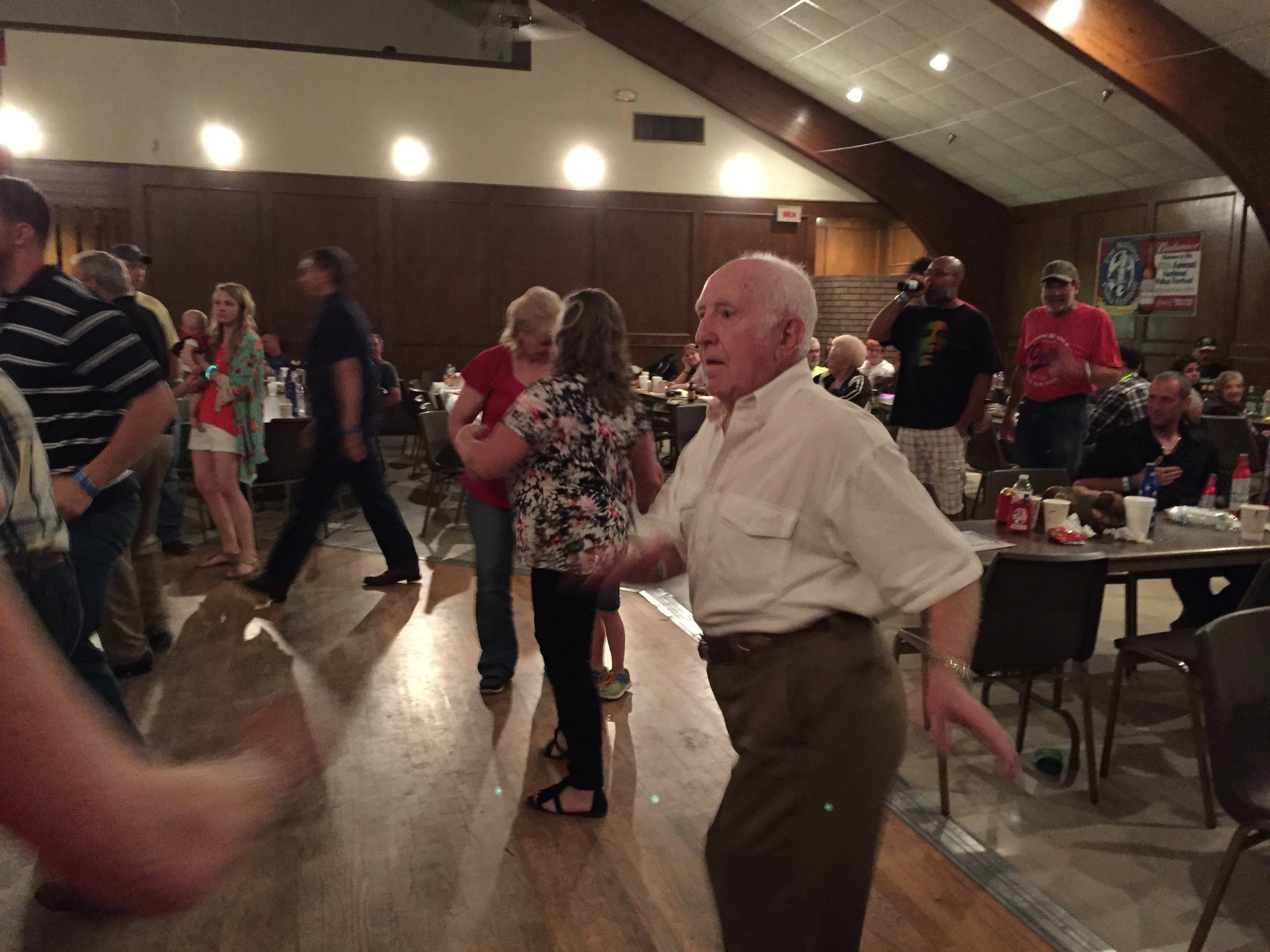 Let's to The Twist at National Polka Festival, May 2016/Theresa Parker photo