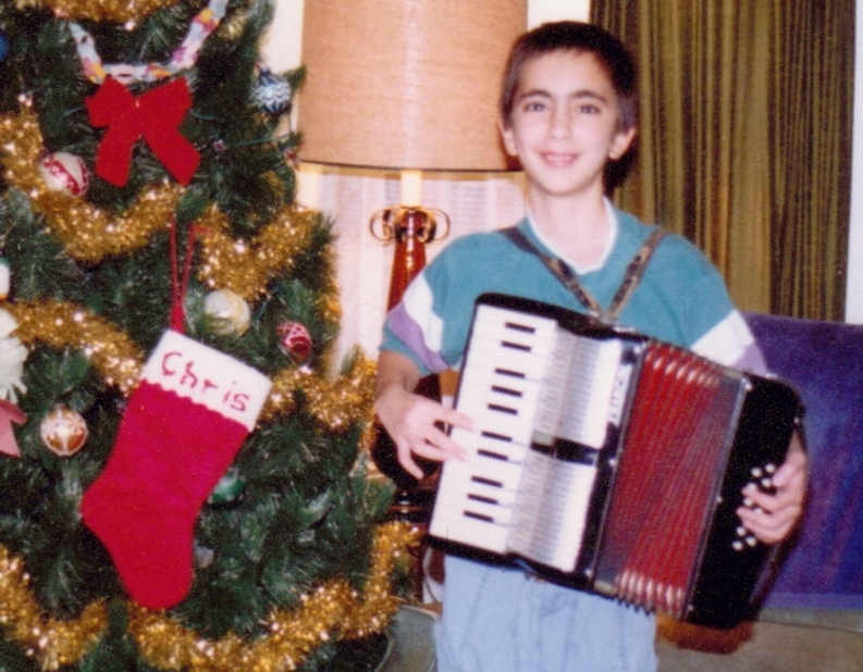 First accordion