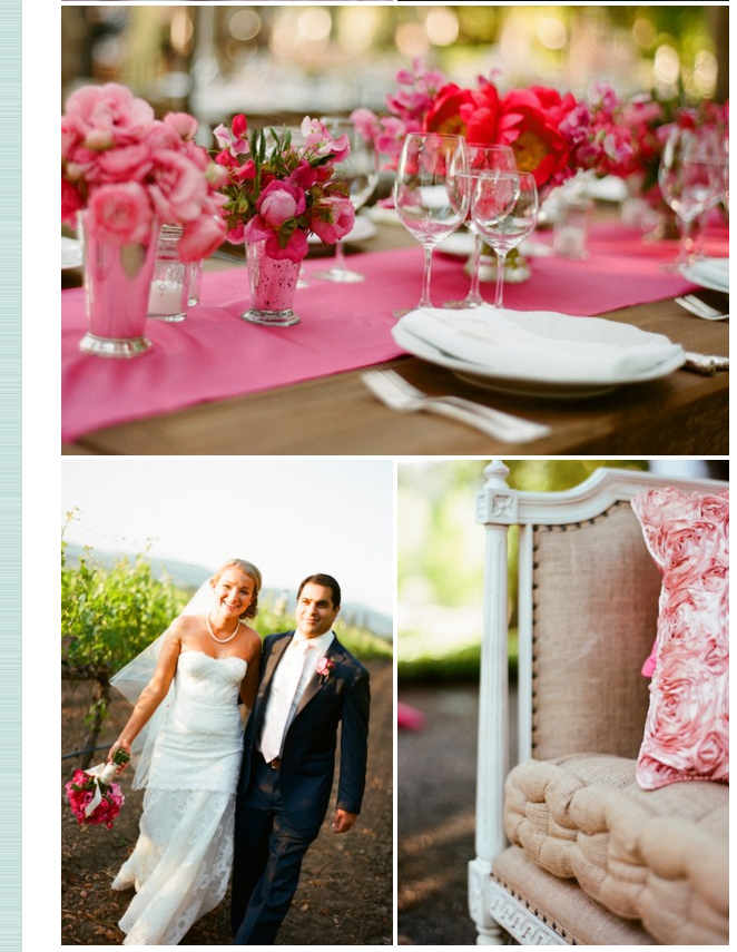 sylvie-gil-film-photography-wedding-style-me-pretty-published-online-pink-outdoor-details-table-long-wooden-bride-groom-vineyard