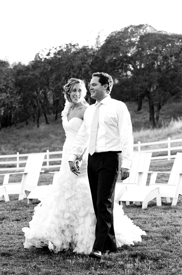 sylvie-gil-film-photography-wedding-annena-co-durham-ranch-napa-reception-bride-groom-black-white