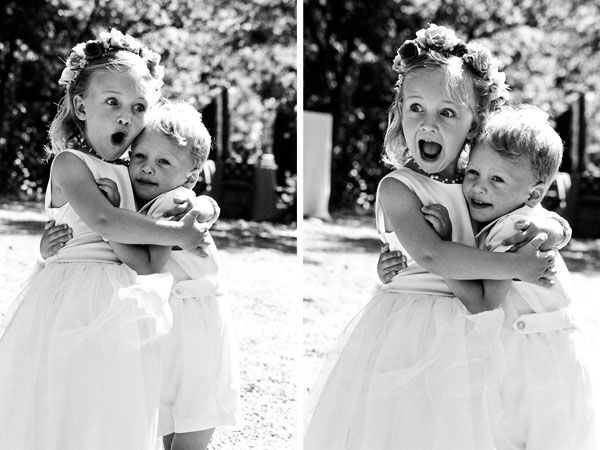 sylvie-gil-film-photography-wedding-beaulieu-garden-napa-black-white-flower-girl