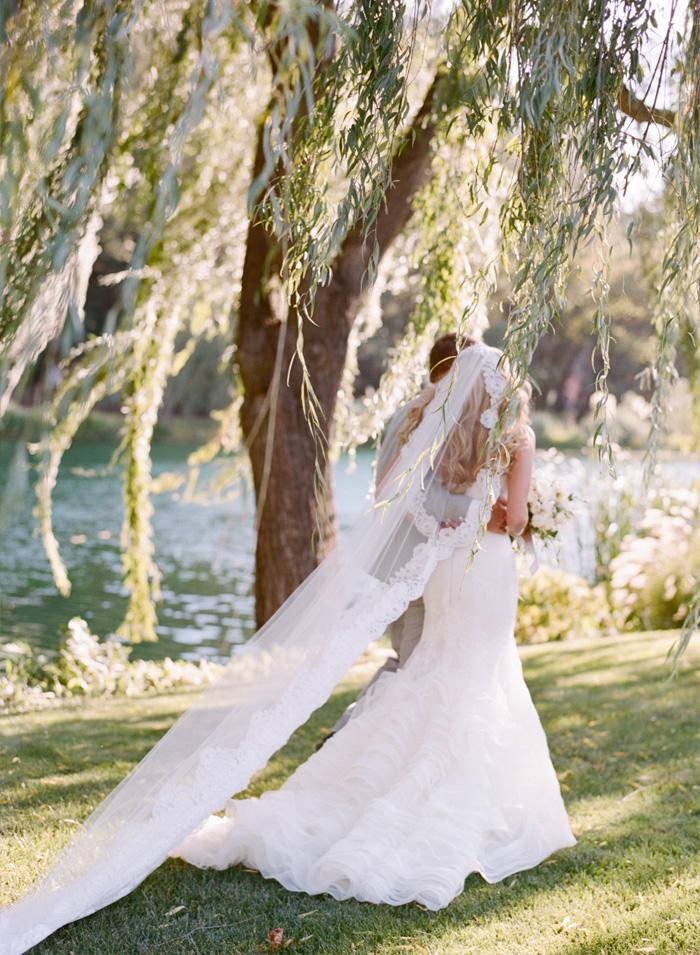 SylvieGIl-Film-Wedding-Photography-Black-Swan-Lake-Napa-Sonoma-California-Wedding dress