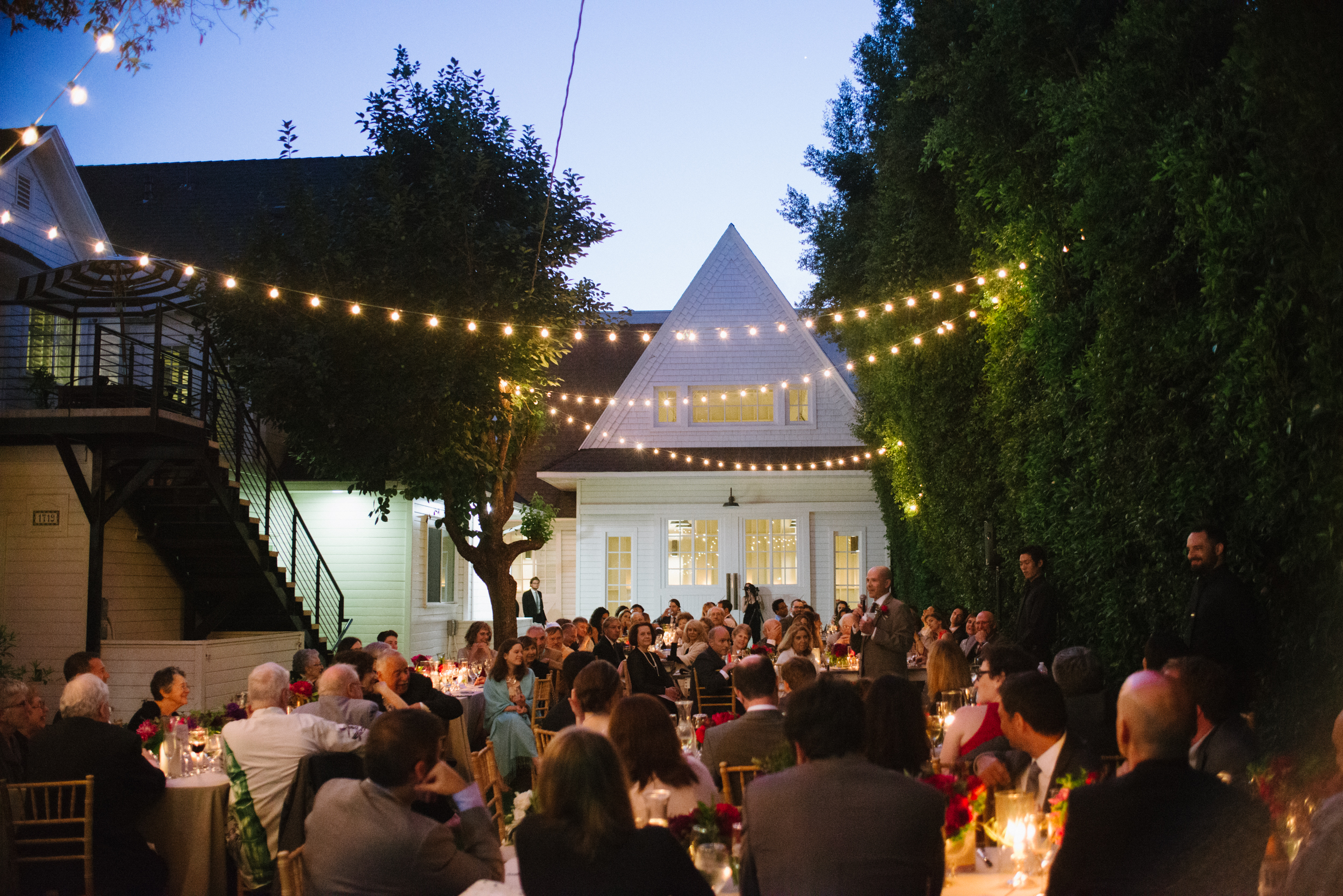 Sylvie-Gil-Lombardi-House-LosAngeles-colorful-wedding-outdoor-reception-white-barn-party-dinner