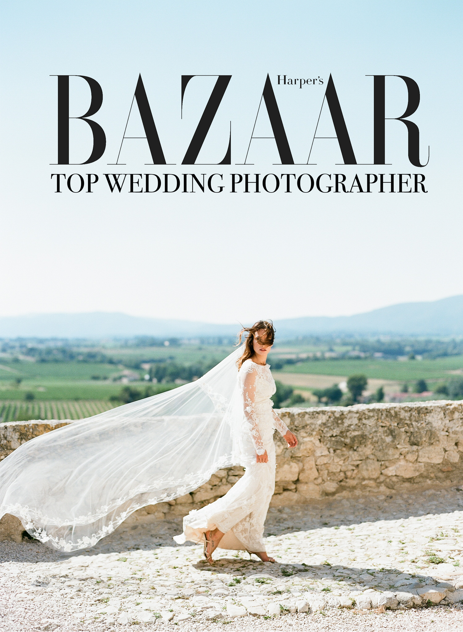 Sylvie Gil named one of Harper's Bazaar top 19 wedding photographers; photo by Sylvie Gil