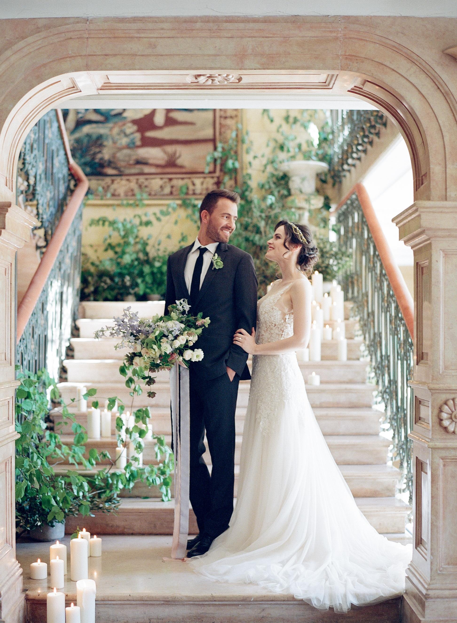 Sylvie-Gil-film-destination-wedding-photography-2017-workshop-chateau-de-varennes-masquerade-burgundy-france-bride-groom-chapel