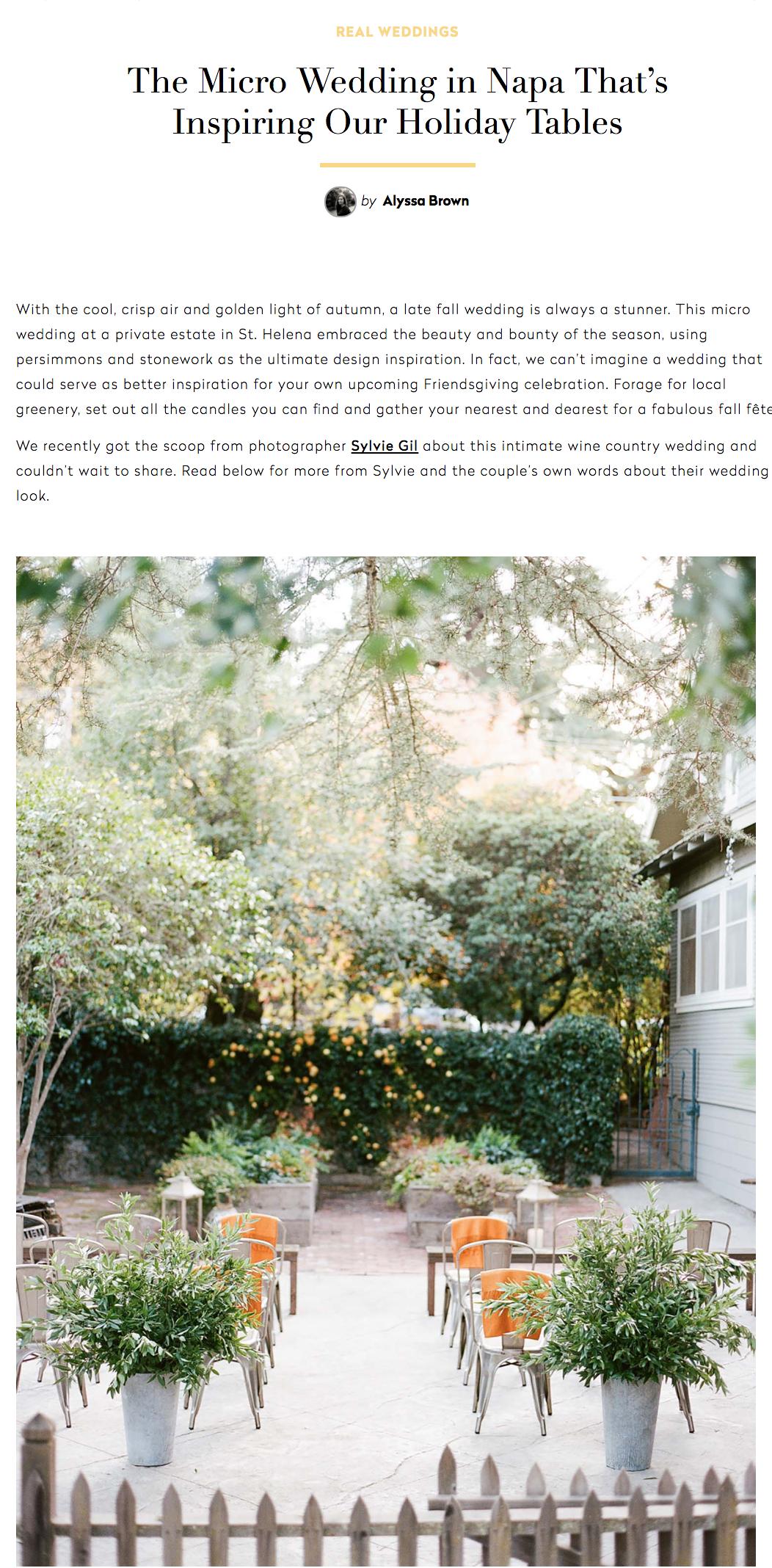 The-Venue-Report-Micro-Wedding-Napa-Chris-Andrew-St.-Helena-Max-Gill-florals-autumn