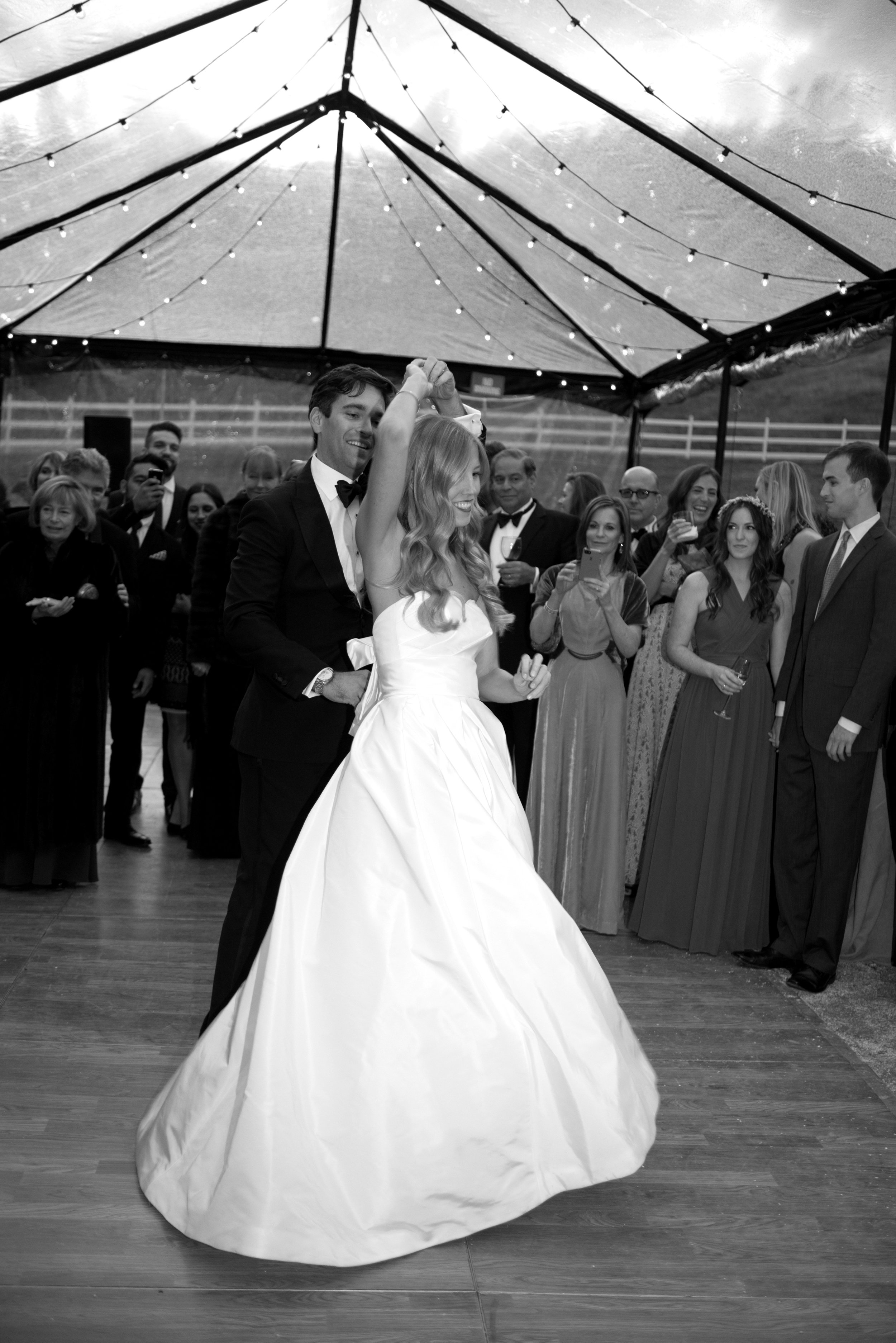 First dance at Durham Ranch; Sylvie Gil Photography