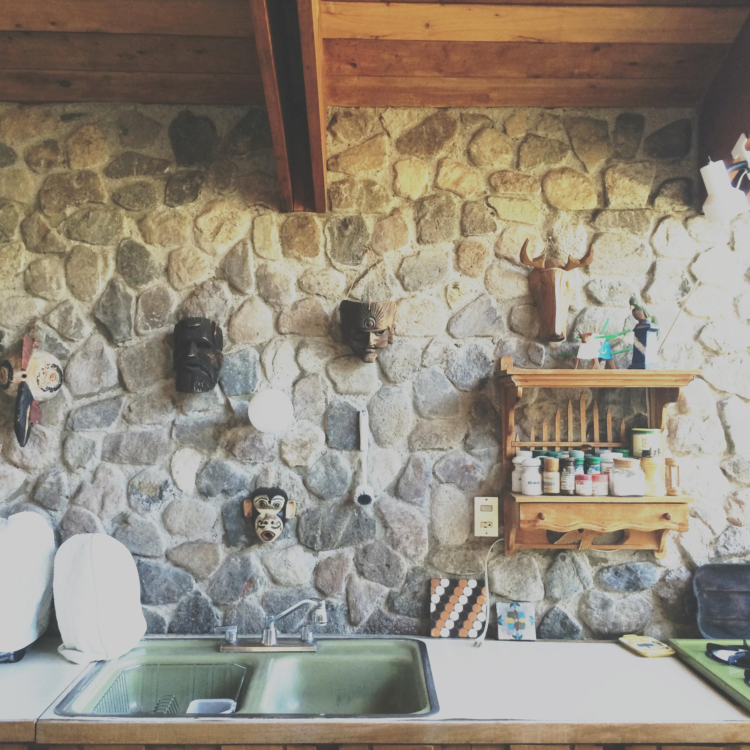 Cobblestone Kitchen
