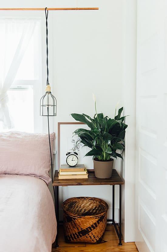 Modern Bohemian Room