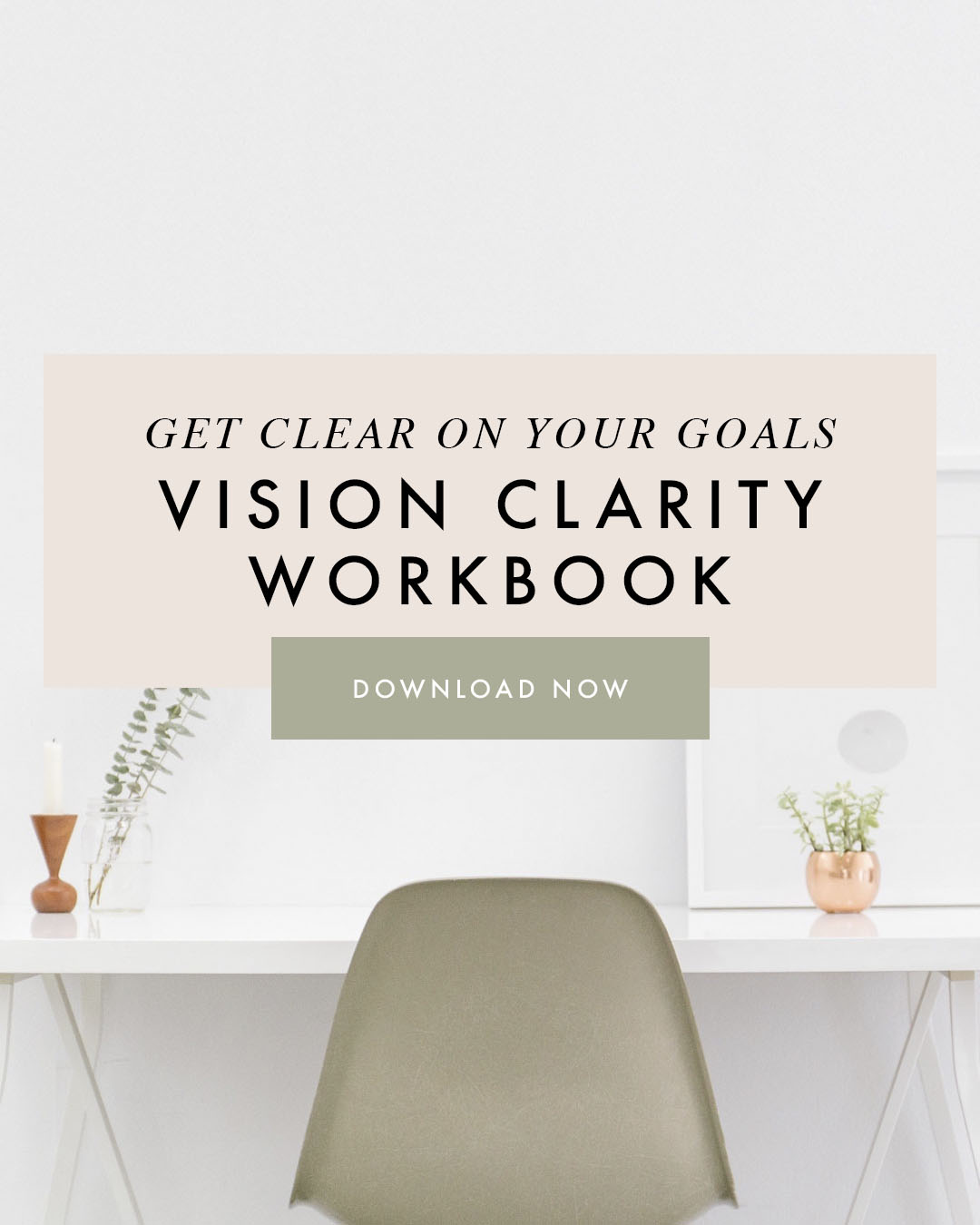 FREE Vision Clarity Law of Attraction Workbook - Digital Download Shay Spaniola
