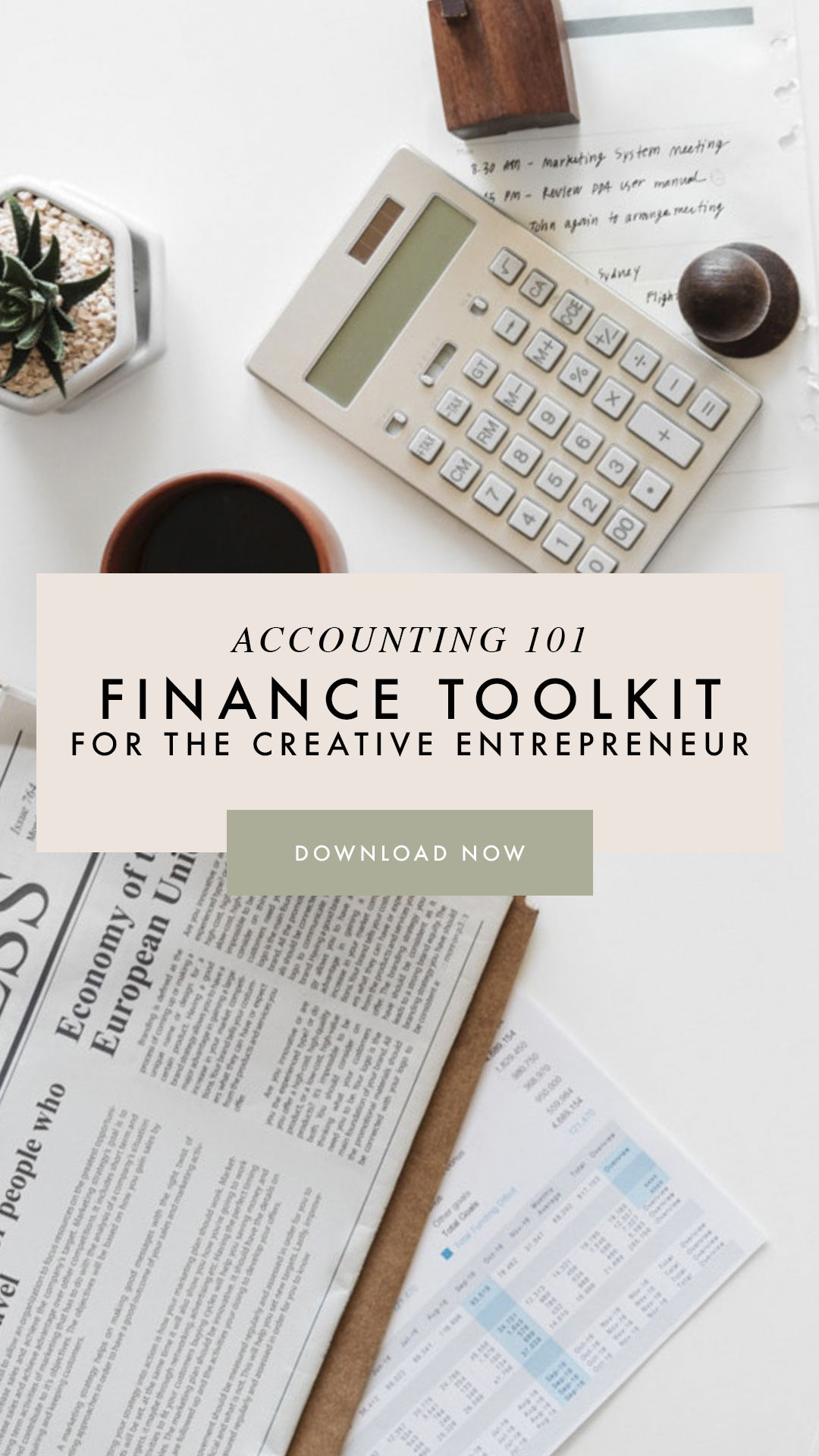 Finance Toolkit for the Creative Entrepreneur