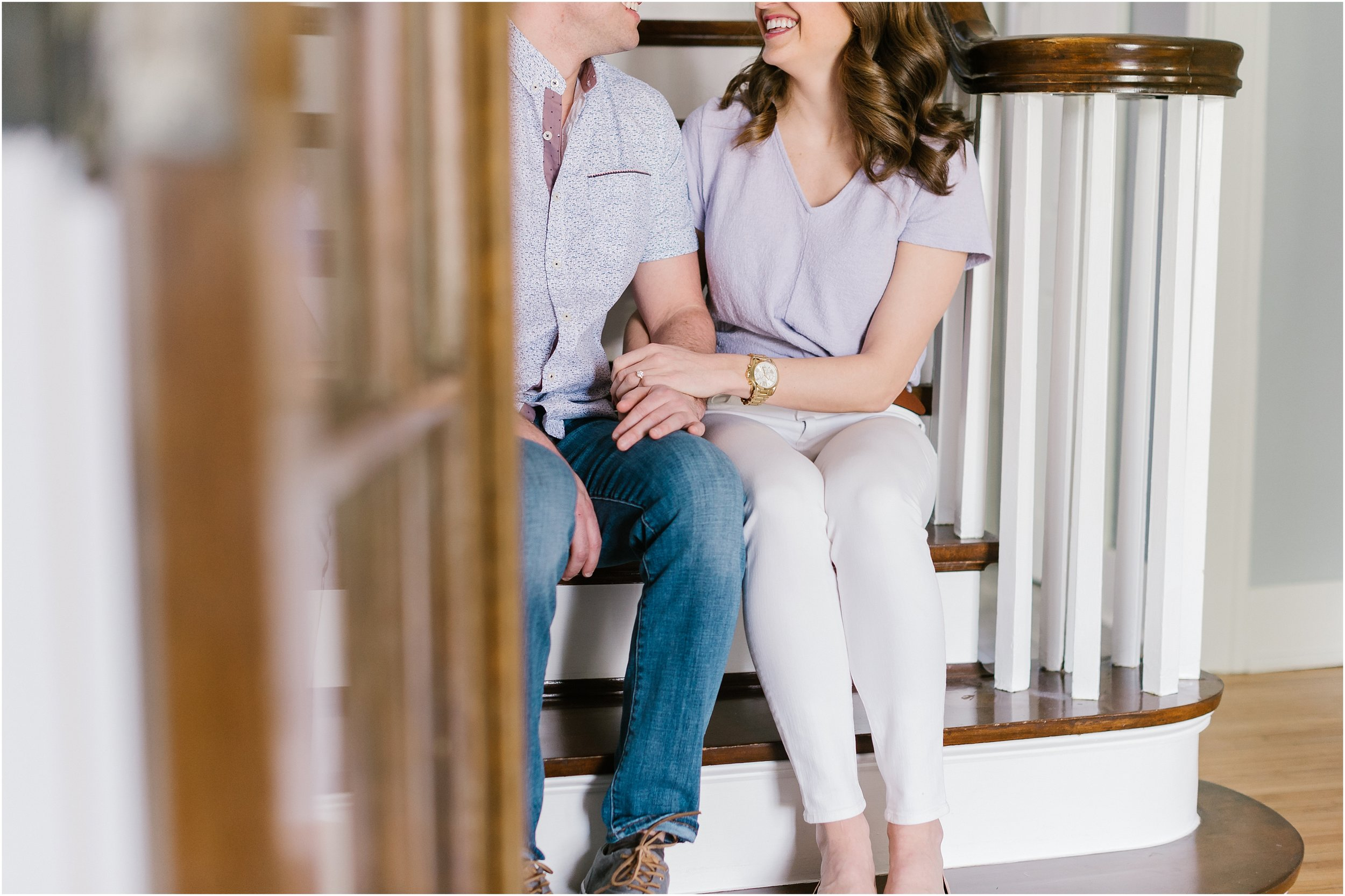 Rebecca Shehorn Photography Indianapolis Wedding Photographer Kathryn and Zach Fort Wayne Engagement Session_0004.jpg