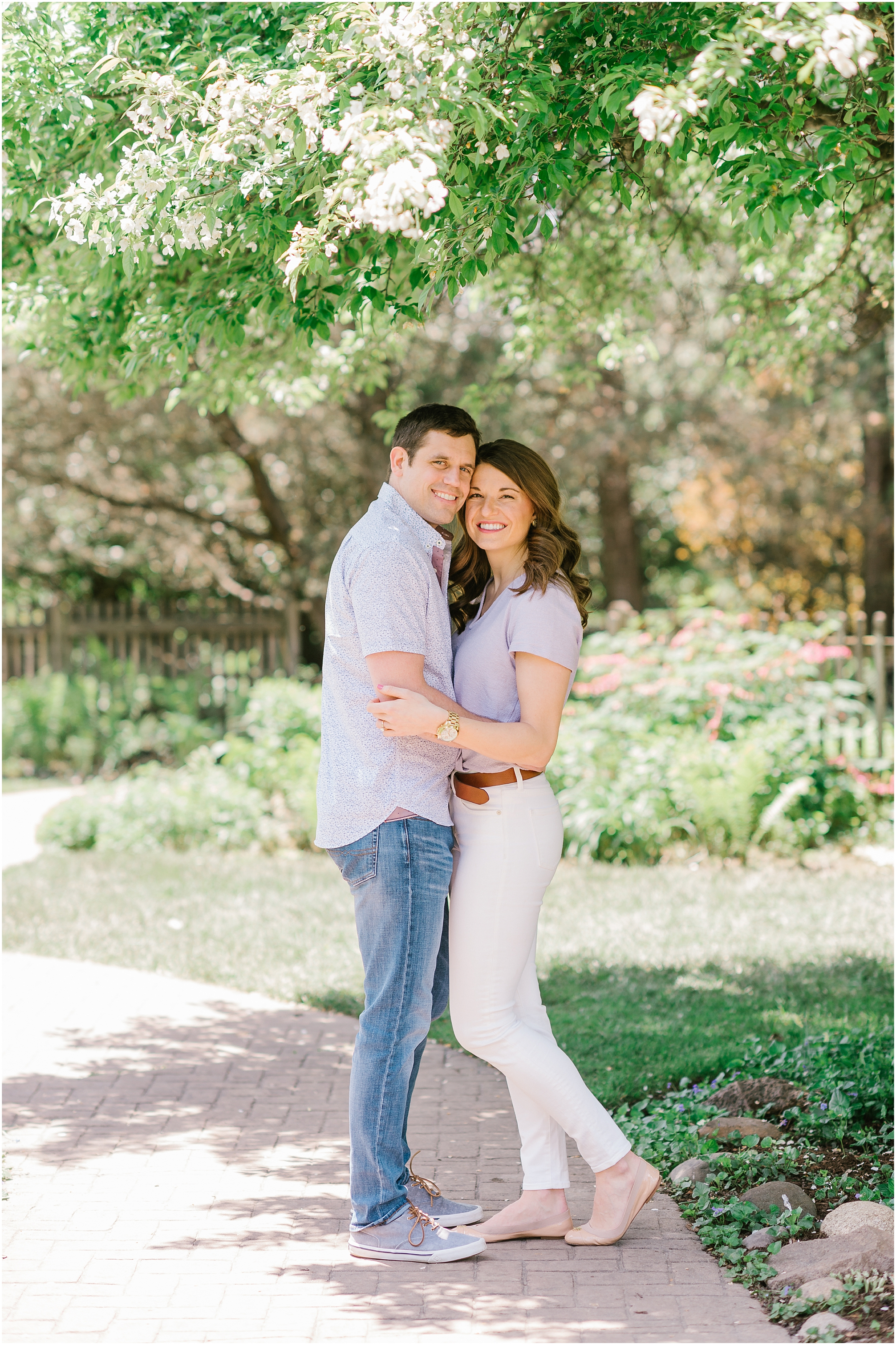 Rebecca Shehorn Photography Indianapolis Wedding Photographer Kathryn and Zach Fort Wayne Engagement Session_0011.jpg