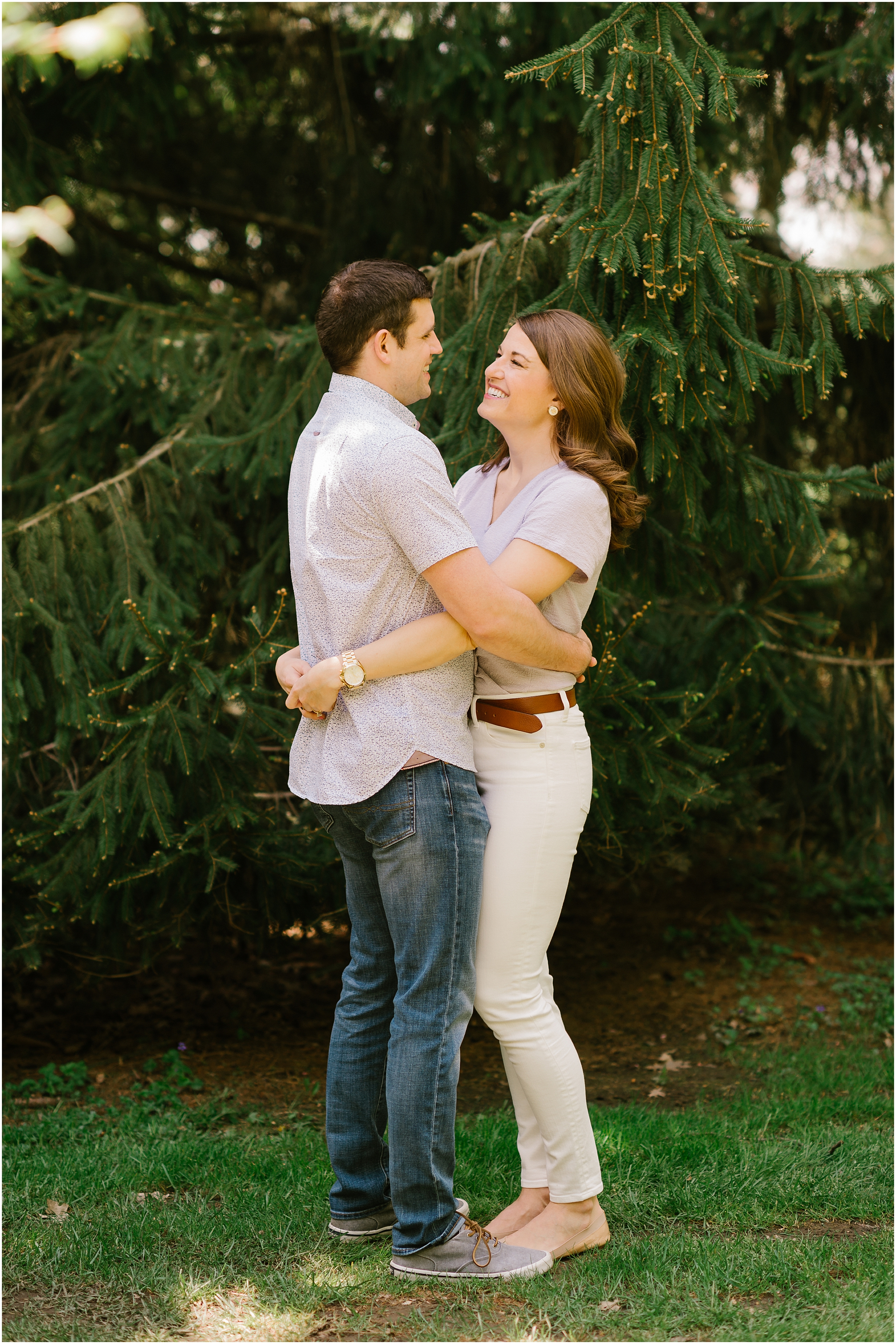 Rebecca Shehorn Photography Indianapolis Wedding Photographer Kathryn and Zach Fort Wayne Engagement Session_0014.jpg