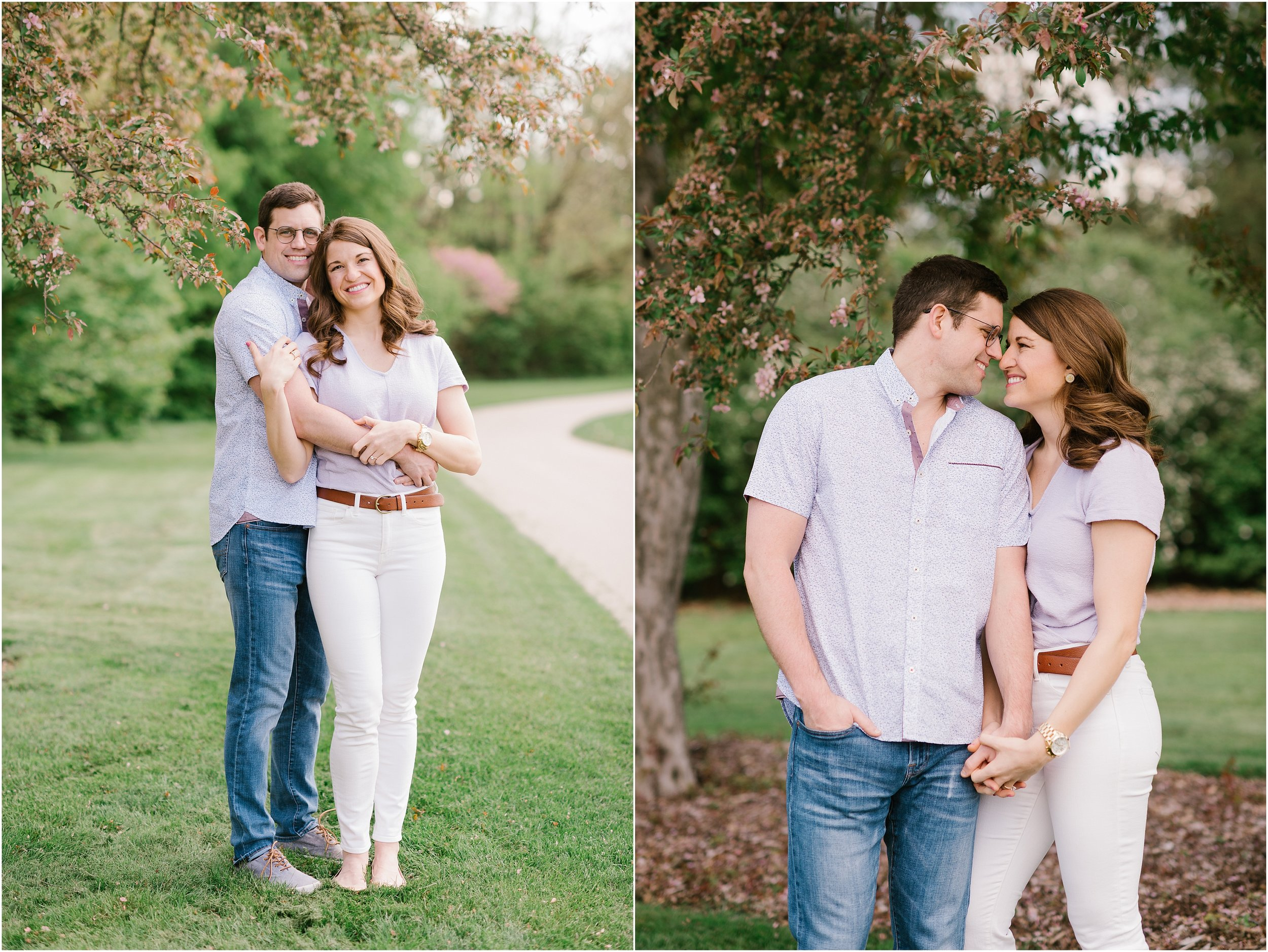 Rebecca Shehorn Photography Indianapolis Wedding Photographer Kathryn and Zach Fort Wayne Engagement Session_0017.jpg