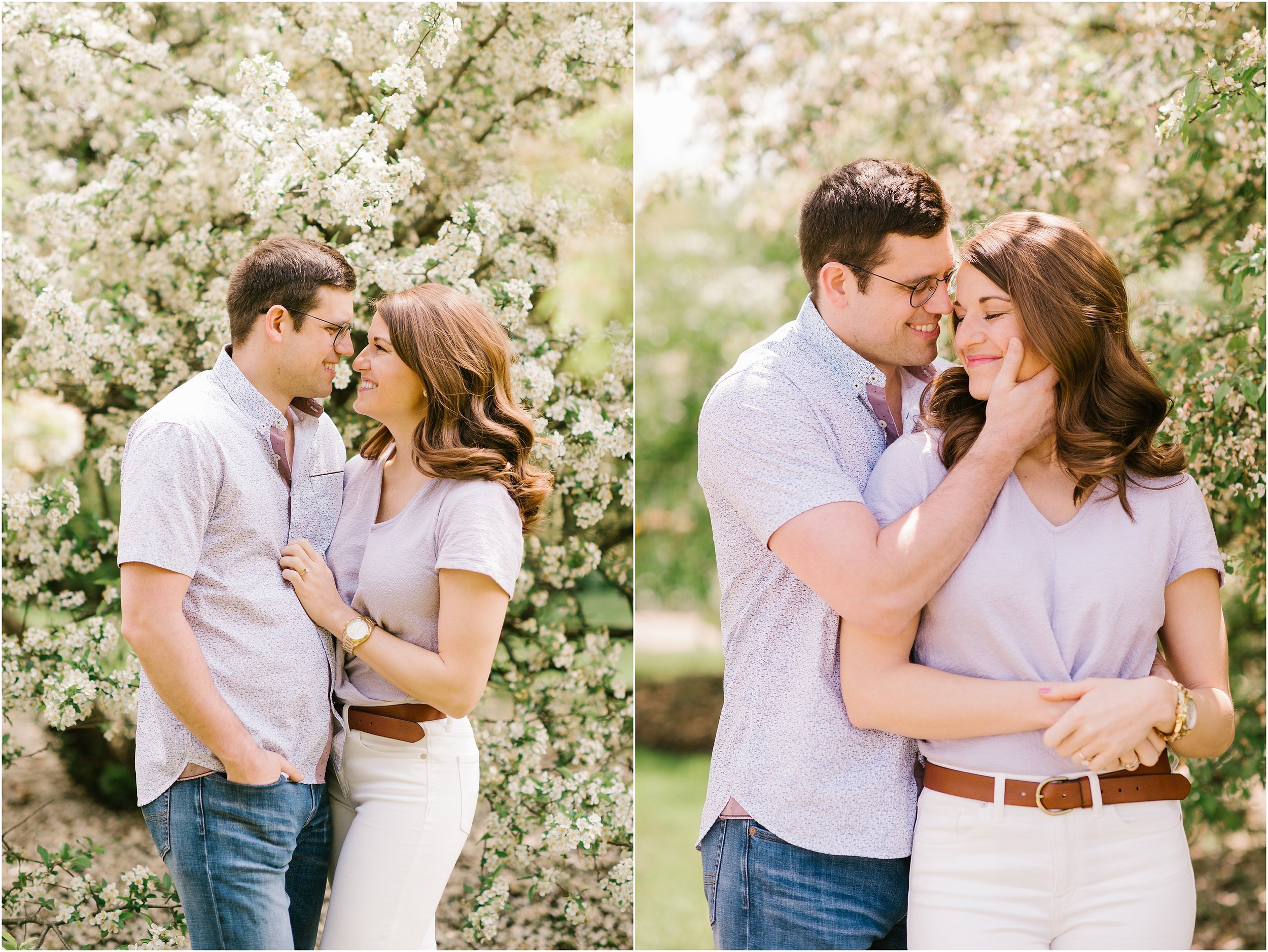 Rebecca Shehorn Photography Indianapolis Wedding Photographer Kathryn and Zach Fort Wayne Engagement Session_0023.jpg