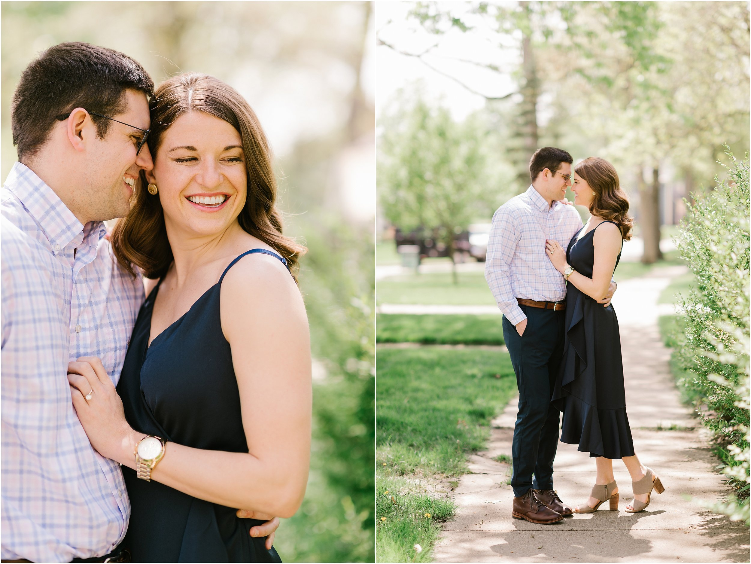 Rebecca Shehorn Photography Indianapolis Wedding Photographer Kathryn and Zach Fort Wayne Engagement Session_0027.jpg