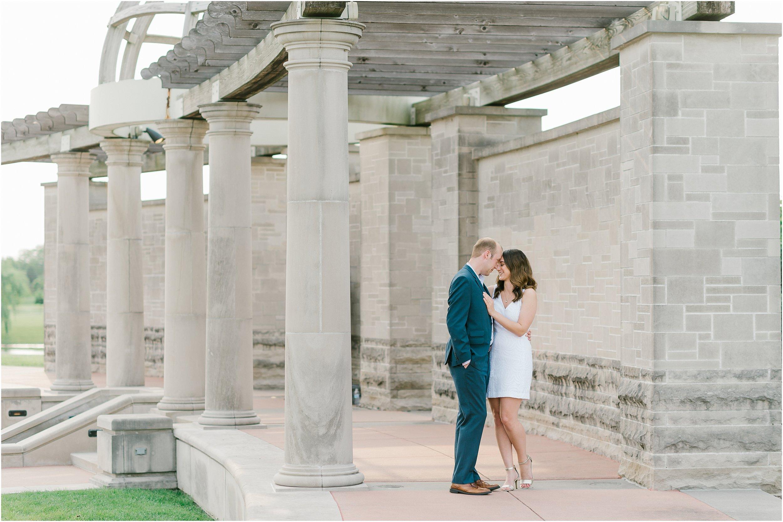 Rebecca Shehorn Photography Indianapolis Wedding Photographer Coxhall Garden Engagement_0170.jpg
