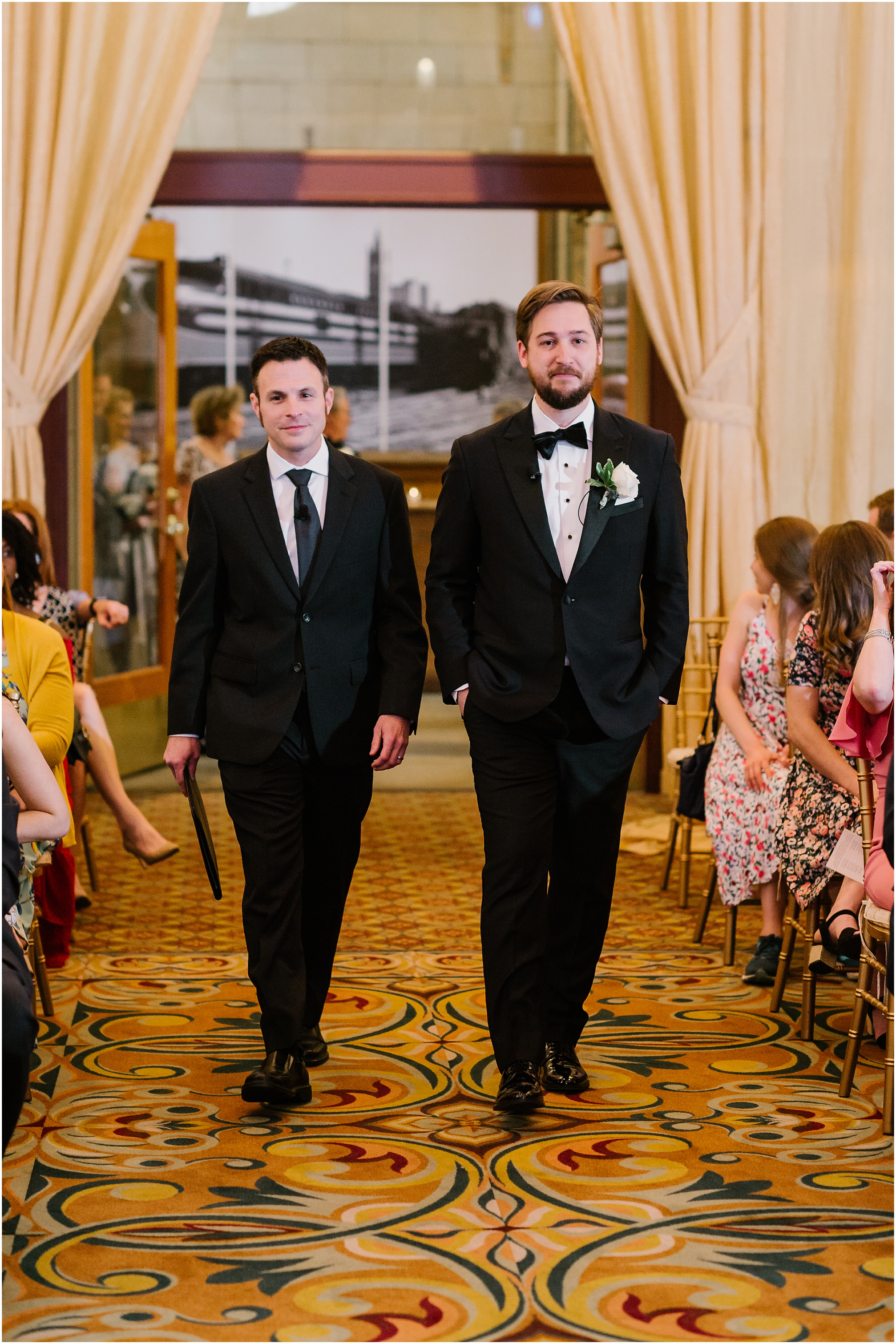 Rebecca Shehorn Photography Indianapolis Wedding Photographer Crowne Plaza Union Station Wedding_0044.jpg