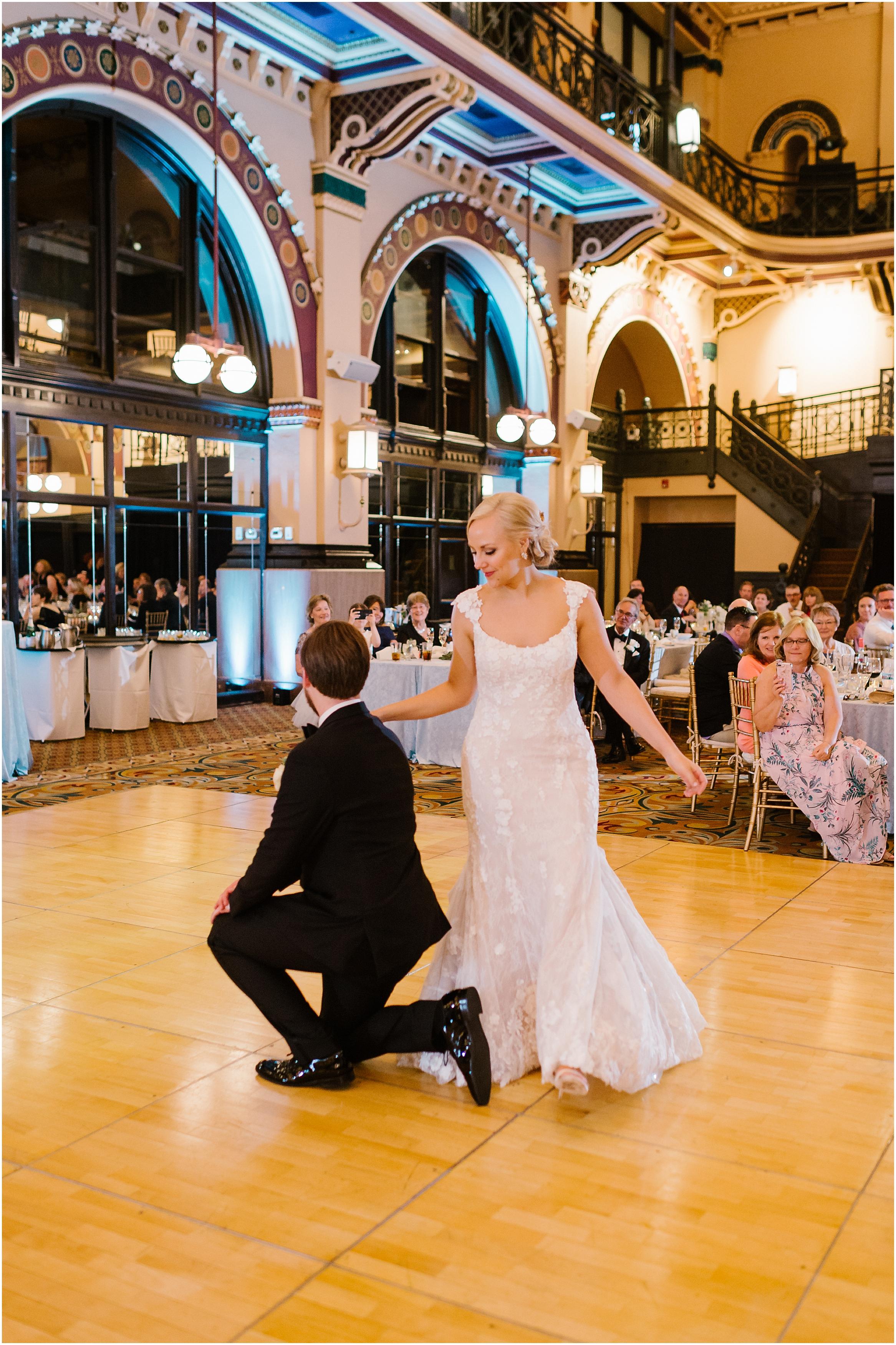 Rebecca Shehorn Photography Indianapolis Wedding Photographer Crowne Plaza Union Station Wedding_0073.jpg