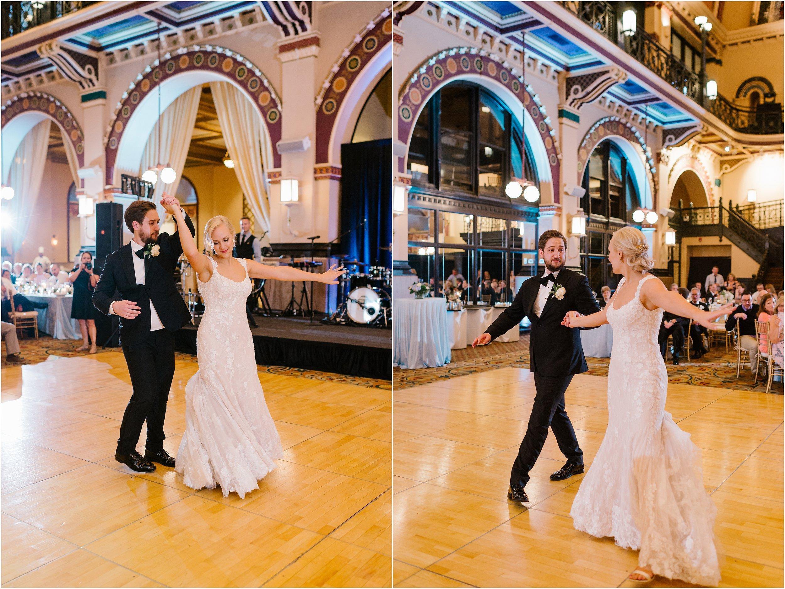 Rebecca Shehorn Photography Indianapolis Wedding Photographer Crowne Plaza Union Station Wedding_0074.jpg