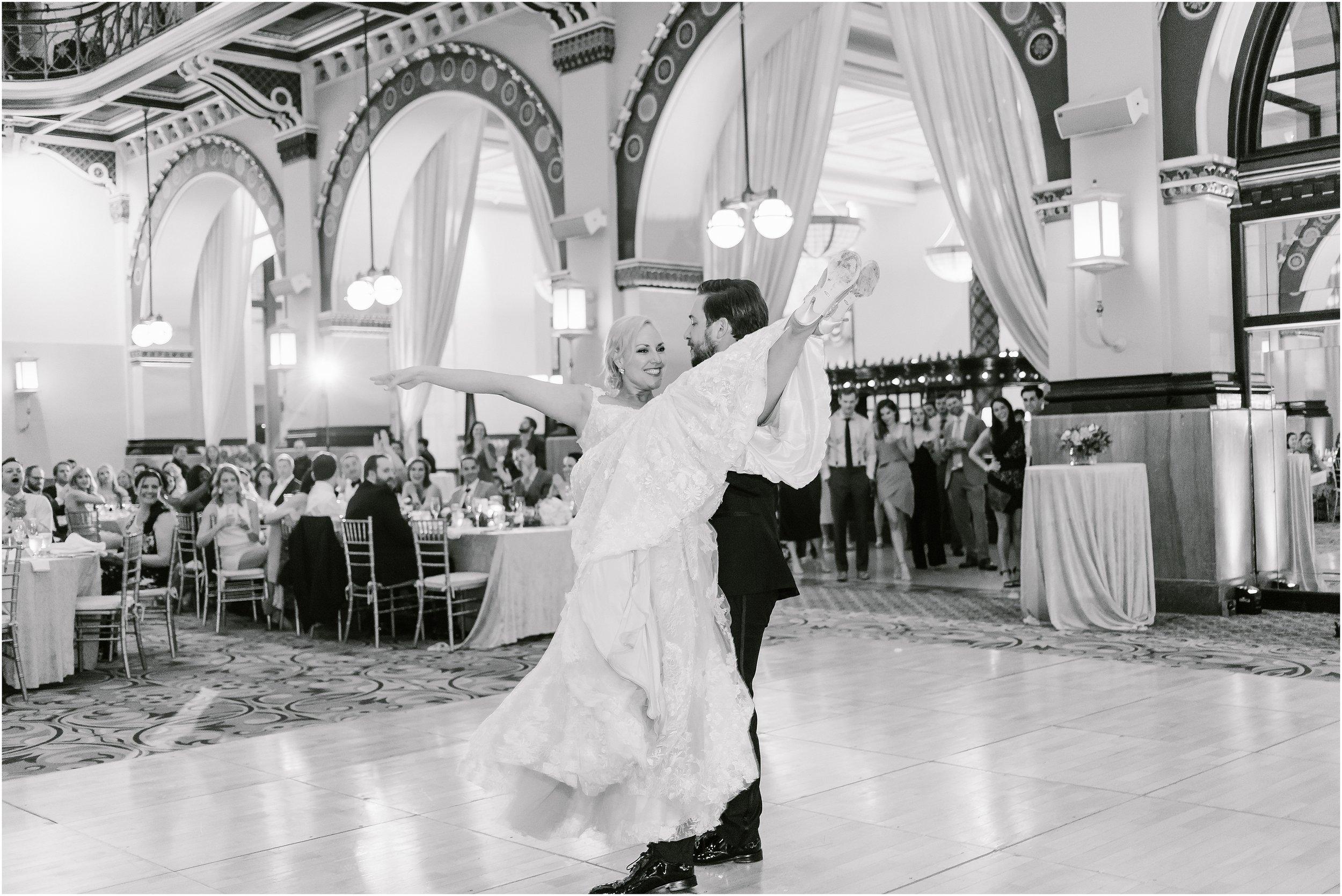 Rebecca Shehorn Photography Indianapolis Wedding Photographer Crowne Plaza Union Station Wedding_0077.jpg