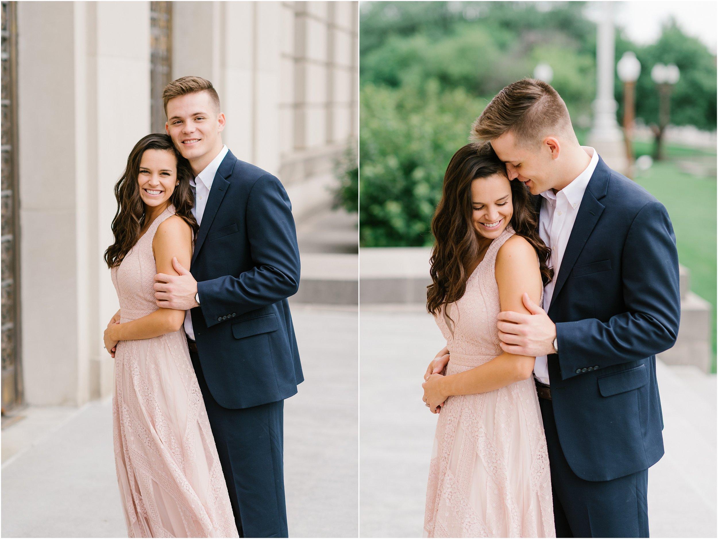 Rebecca Shehorn Photography Indianapolis Wedding Photographer Crowne Plaza Union Station Wedding_0140.jpg