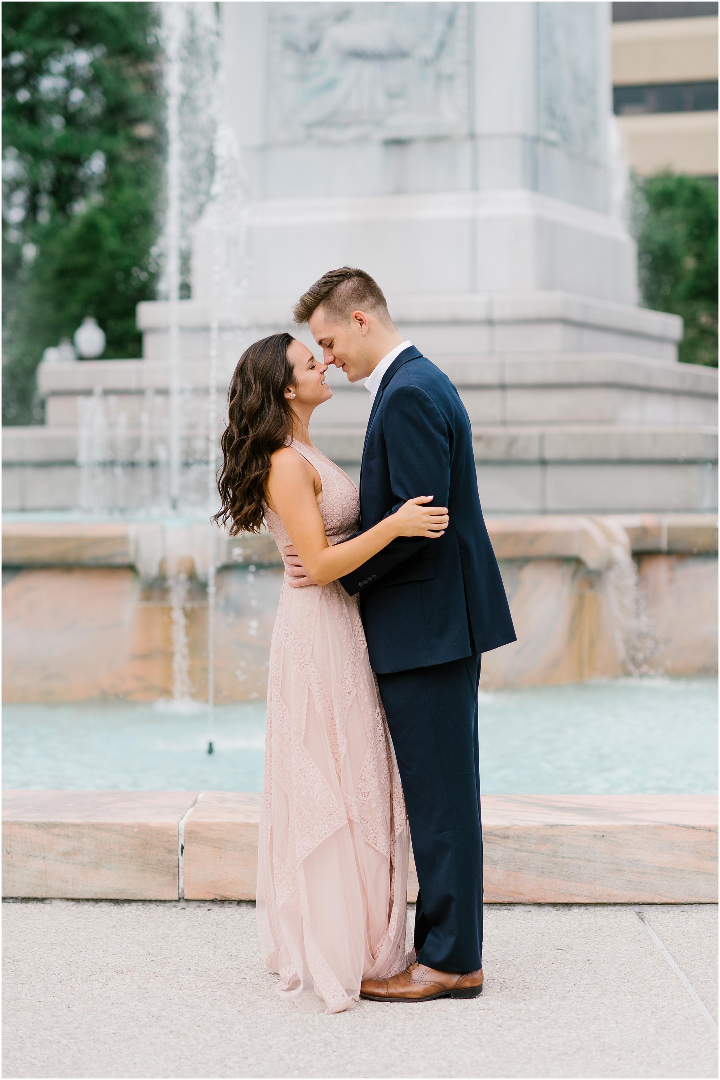 Rebecca Shehorn Photography Indianapolis Wedding Photographer Crowne Plaza Union Station Wedding_0143.jpg