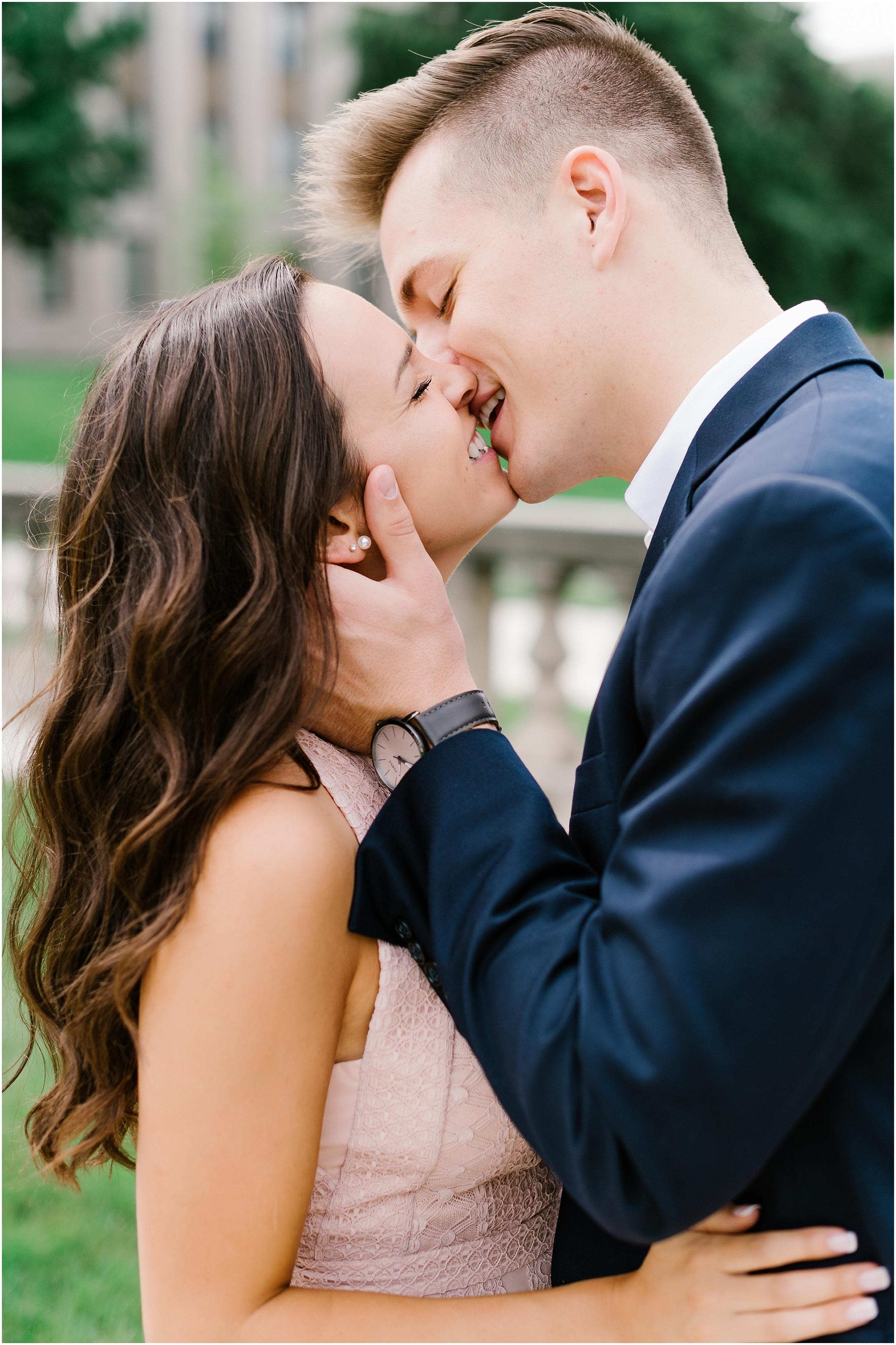 Rebecca Shehorn Photography Indianapolis Wedding Photographer Crowne Plaza Union Station Wedding_0147.jpg