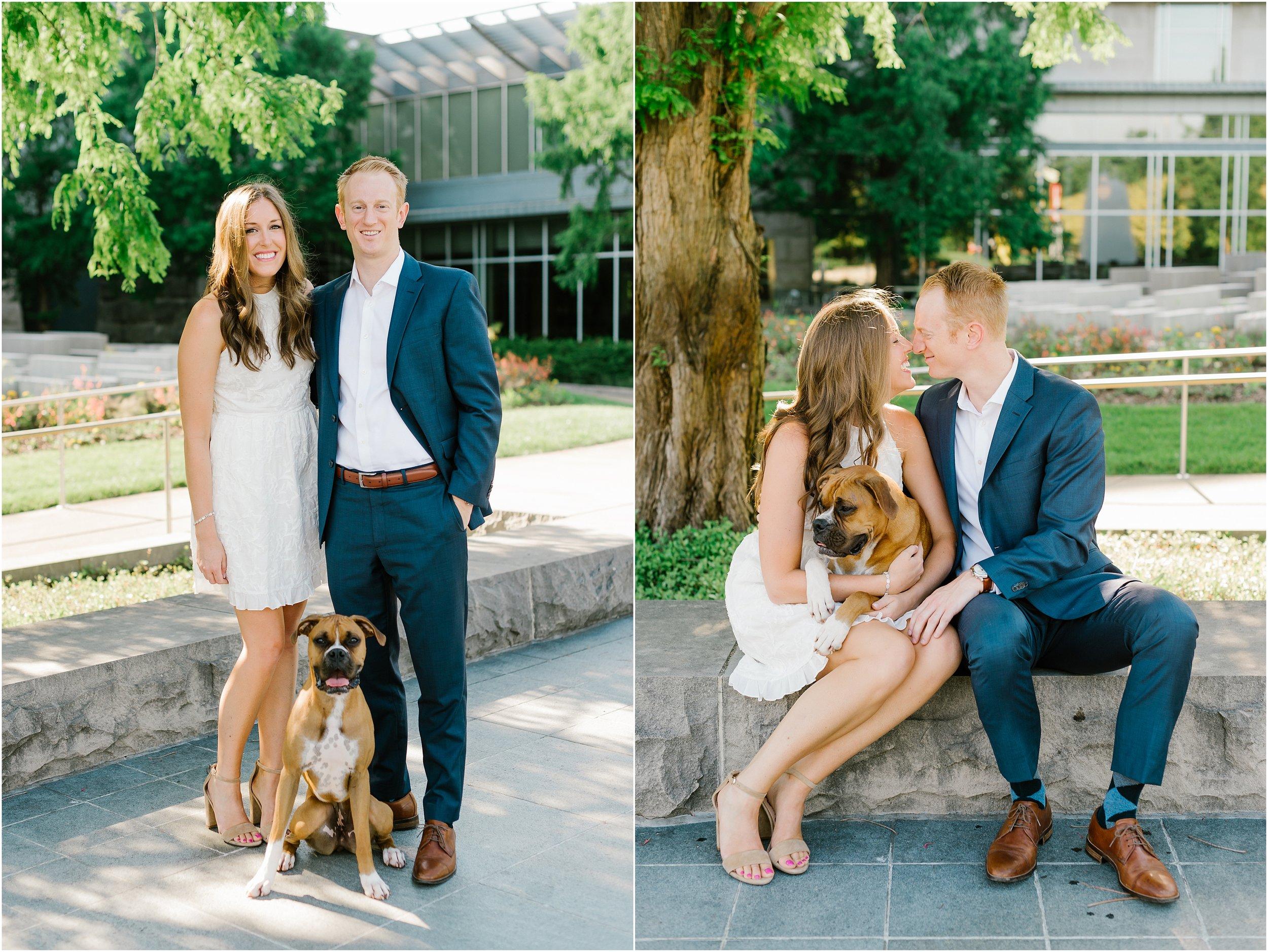 Rebecca Shehorn Photography Indianapolis Wedding Photographer Newfields Engagement Photos_0247.jpg