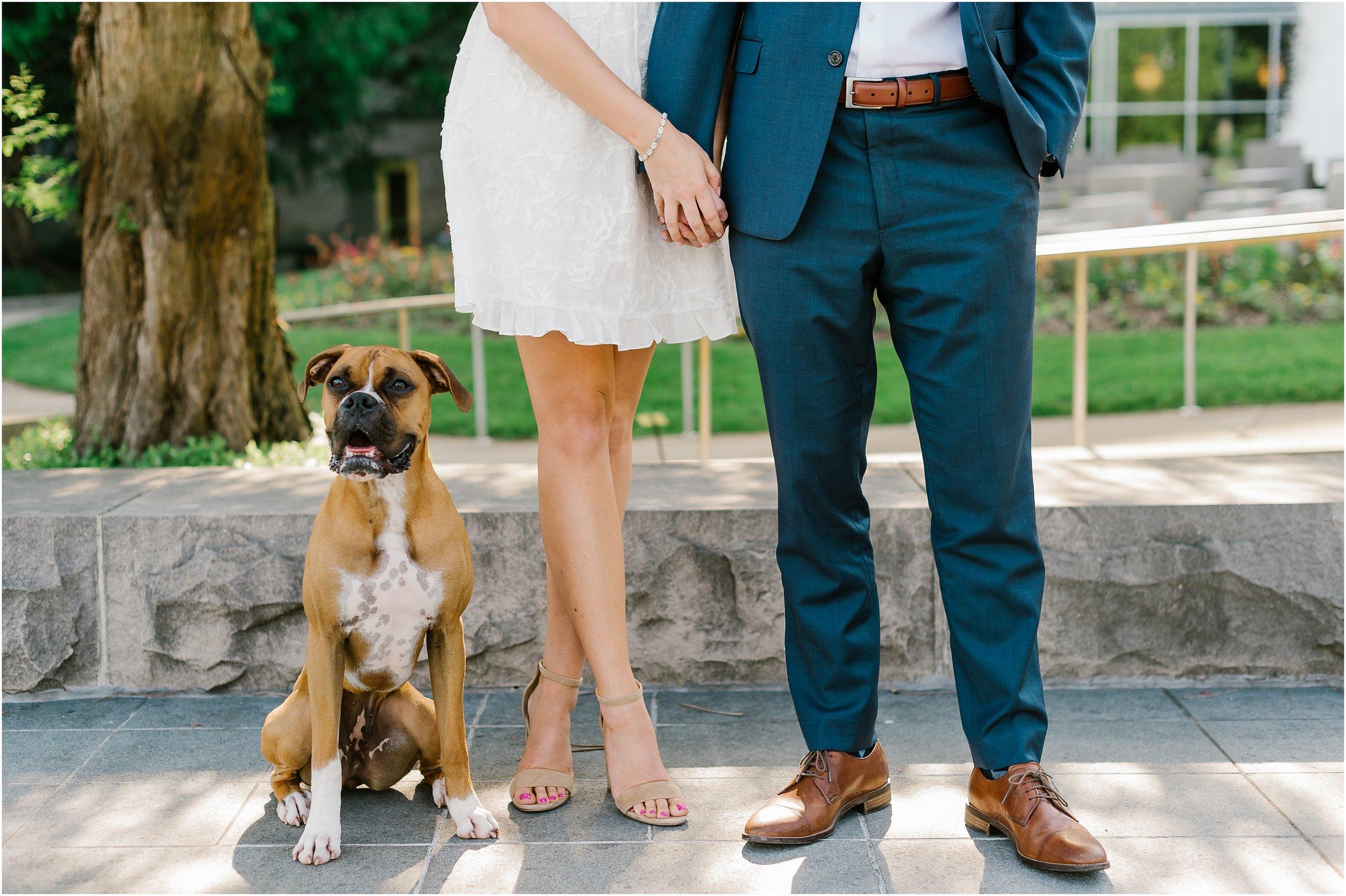 Rebecca Shehorn Photography Indianapolis Wedding Photographer Newfields Engagement Photos_0250.jpg