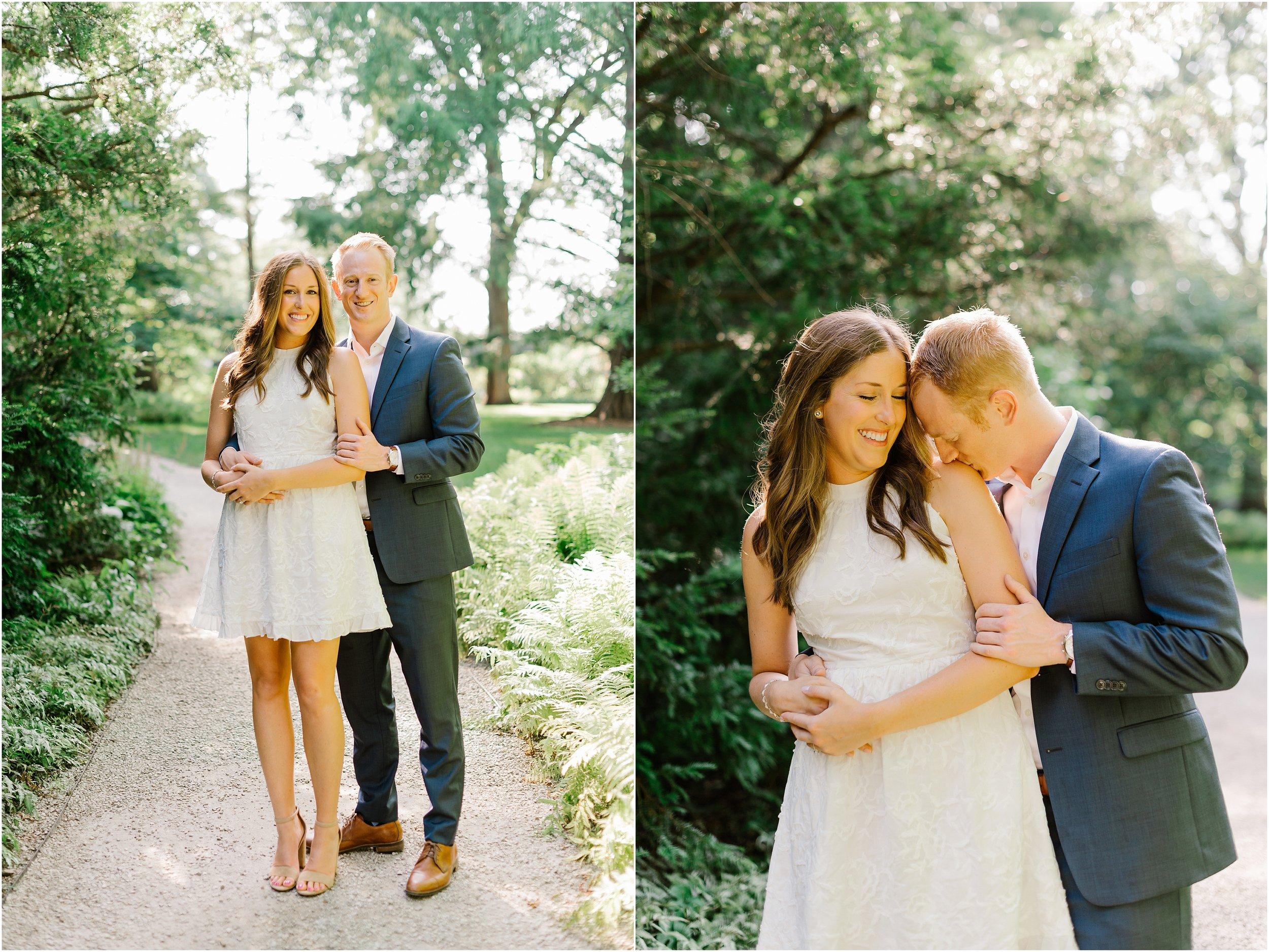 Rebecca Shehorn Photography Indianapolis Wedding Photographer Newfields Engagement Photos_0252.jpg