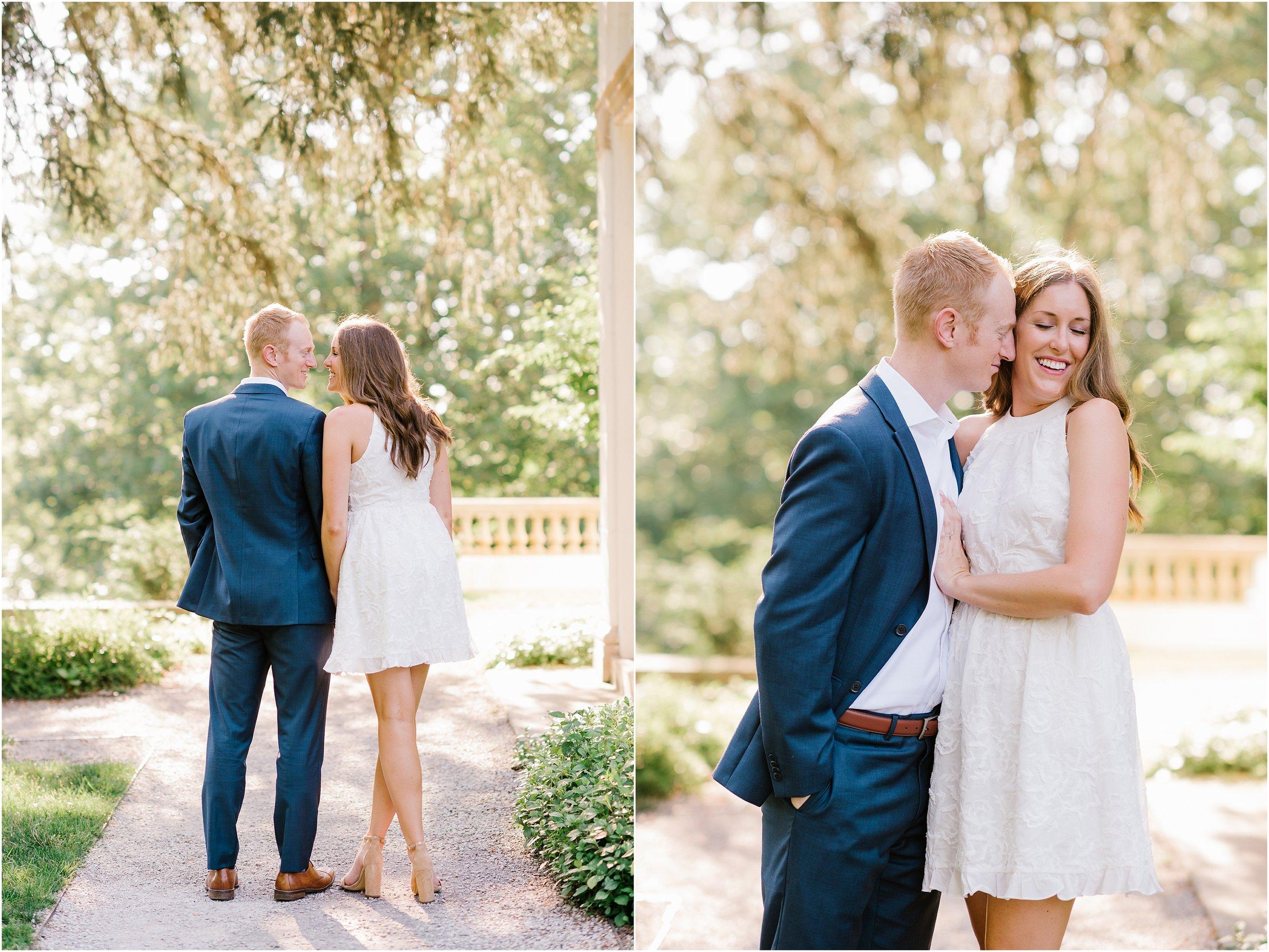 Rebecca Shehorn Photography Indianapolis Wedding Photographer Newfields Engagement Photos_0257.jpg