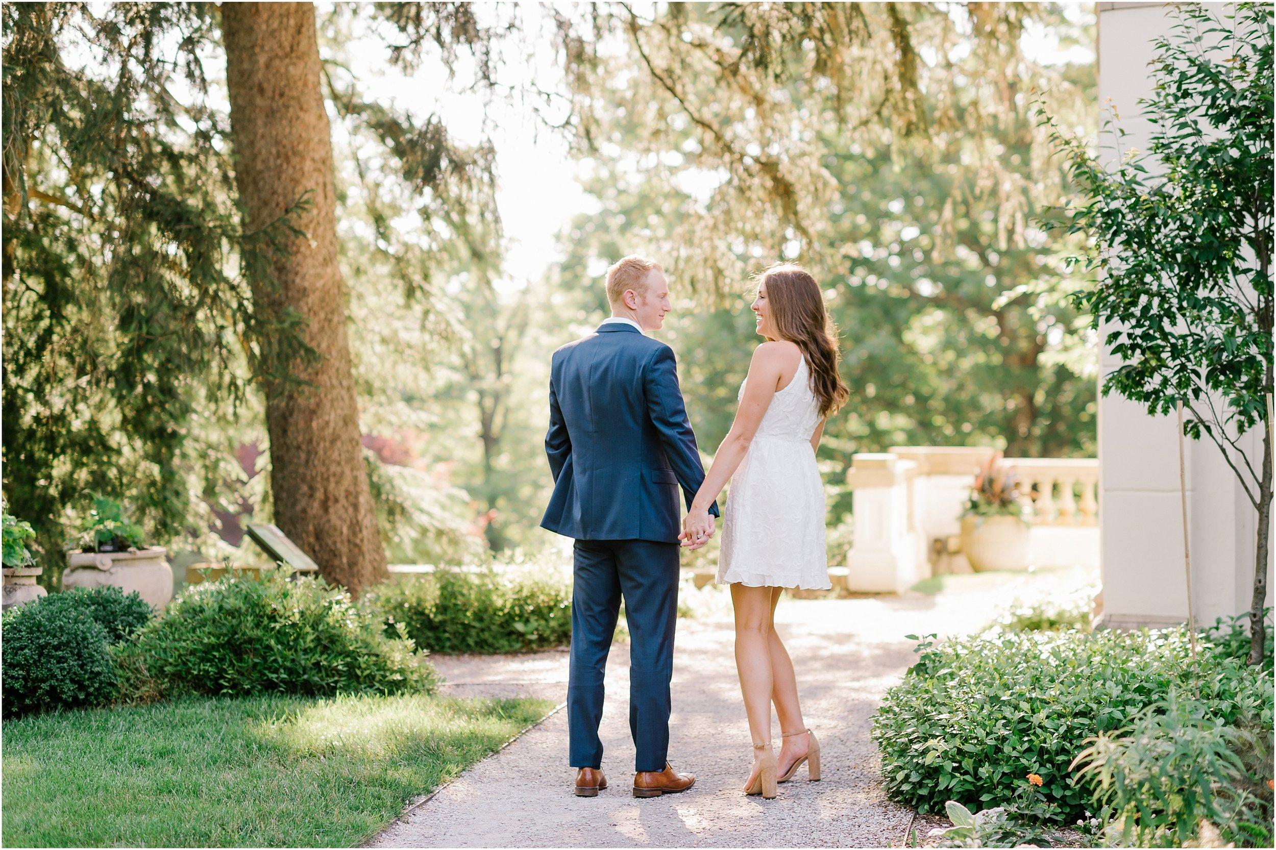 Rebecca Shehorn Photography Indianapolis Wedding Photographer Newfields Engagement Photos_0258.jpg