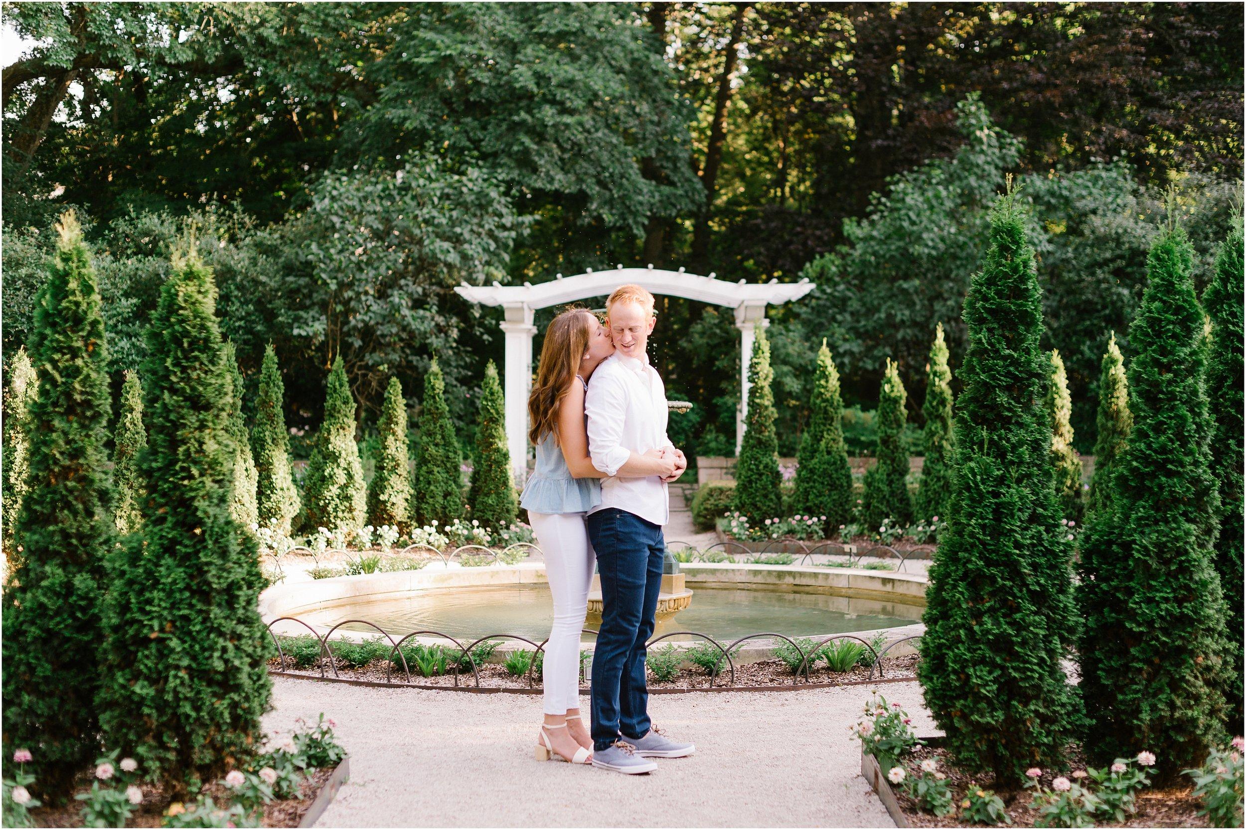 Rebecca Shehorn Photography Indianapolis Wedding Photographer Newfields Engagement Photos_0260.jpg