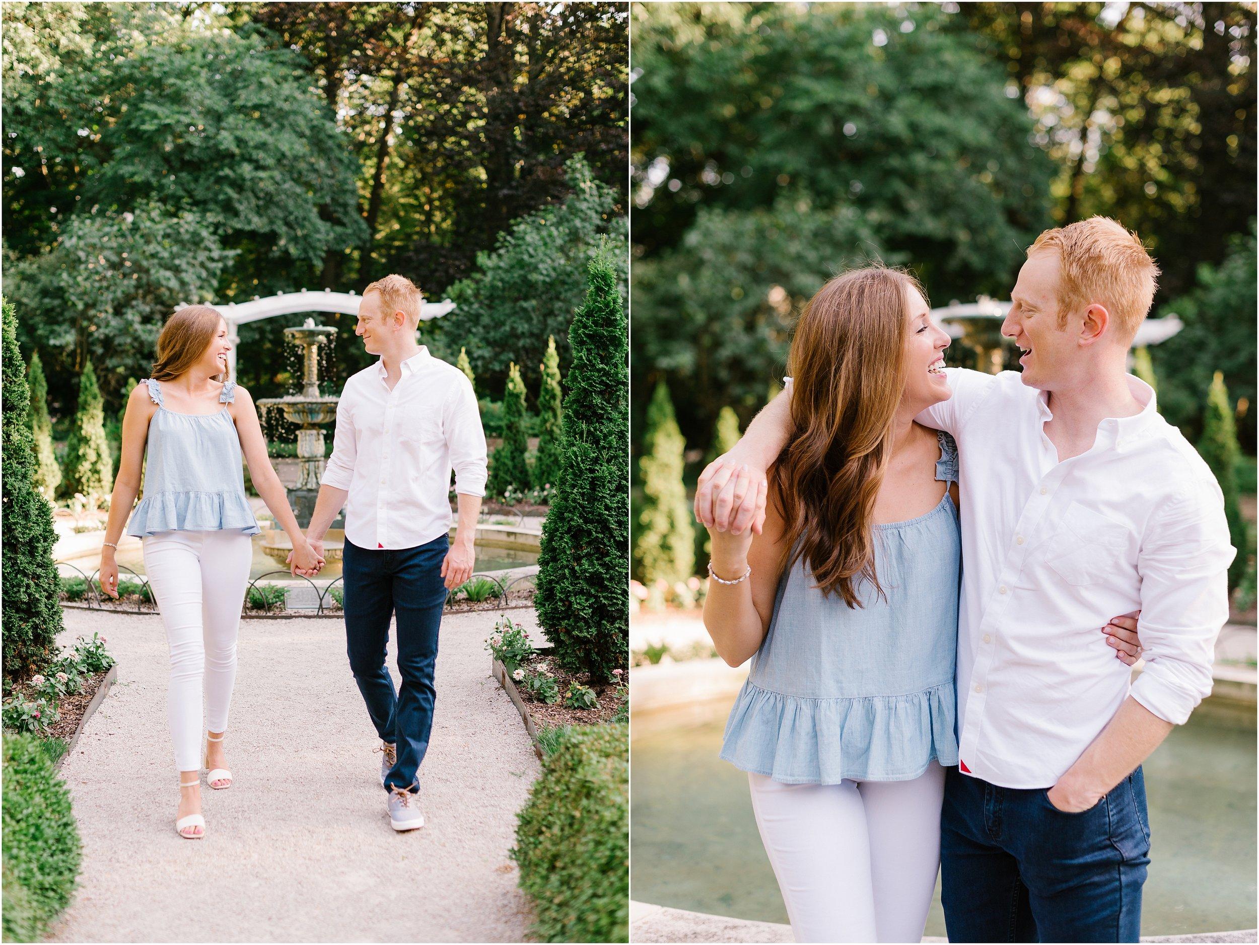 Rebecca Shehorn Photography Indianapolis Wedding Photographer Newfields Engagement Photos_0261.jpg