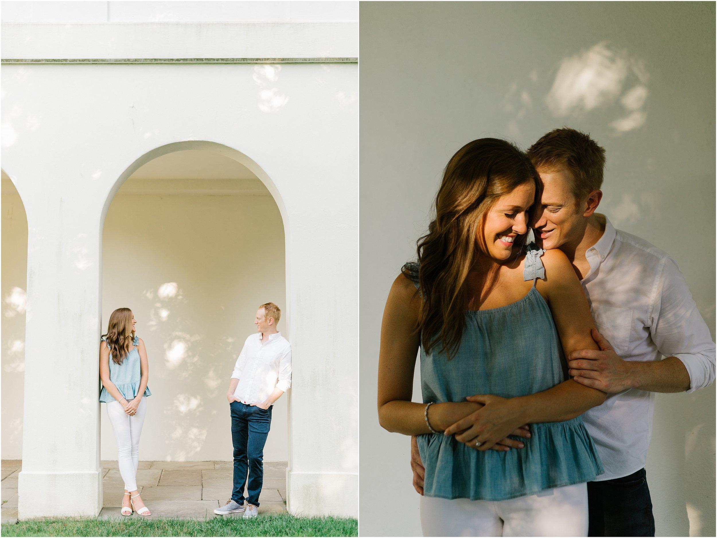 Rebecca Shehorn Photography Indianapolis Wedding Photographer Newfields Engagement Photos_0264.jpg