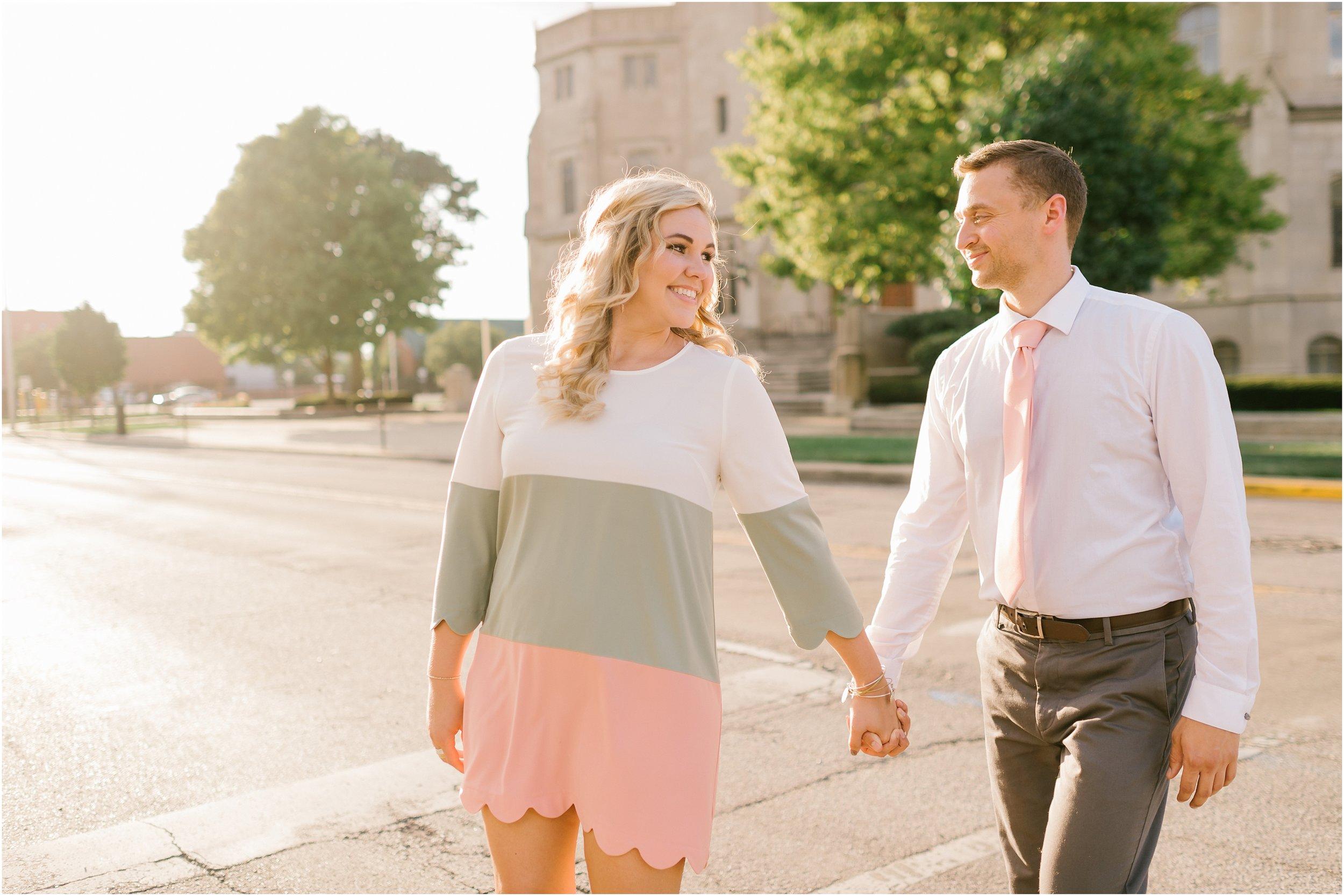 Rebecca Shehorn Photography Indianapolis Wedding Photographer Dowtown Indianapolis Engagement War Memorial_0404.jpg