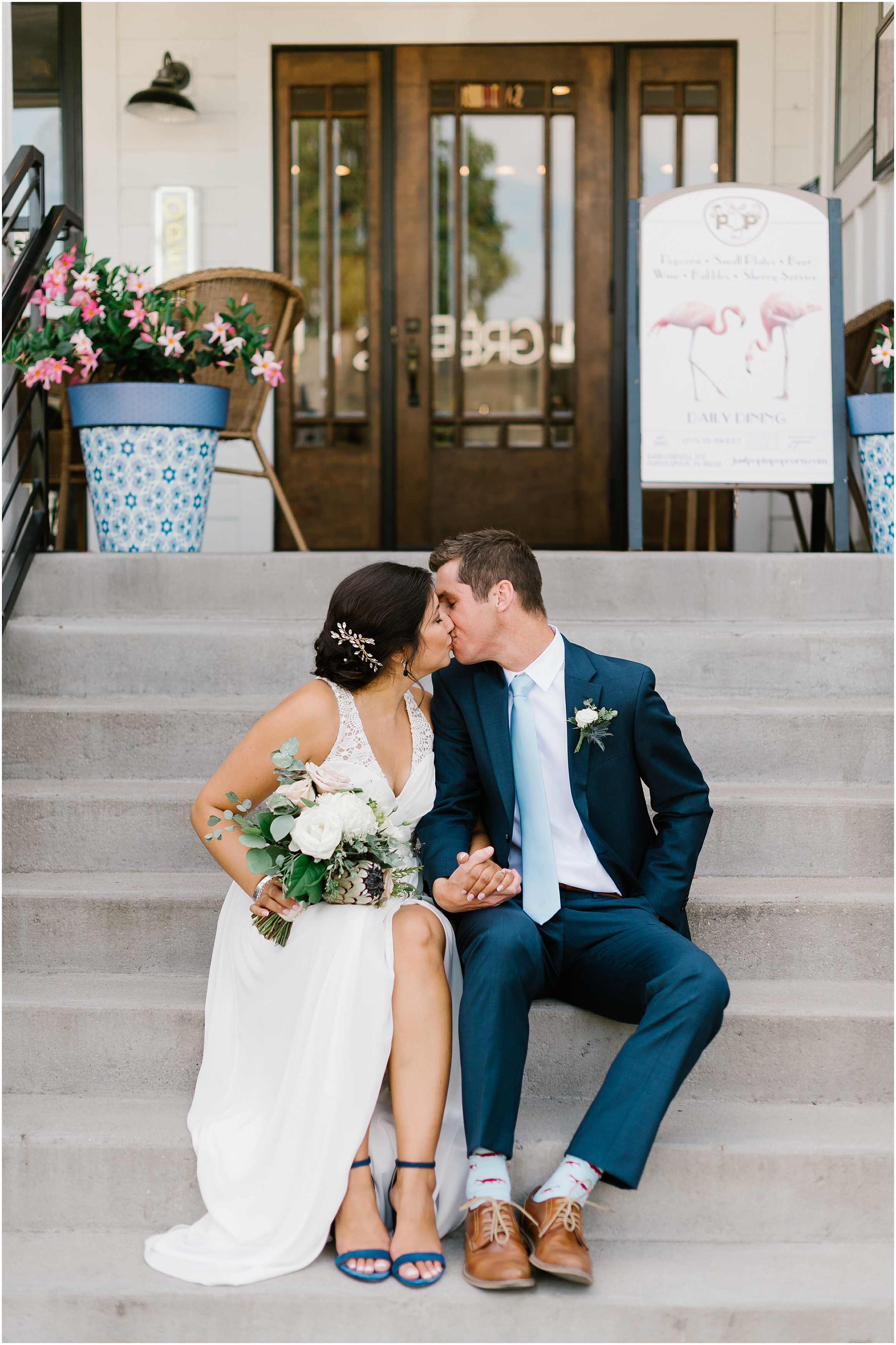 Rebecca Shehorn Photography Indianapolis Wedding Photographer Just Pop In Wedding_0645.jpg