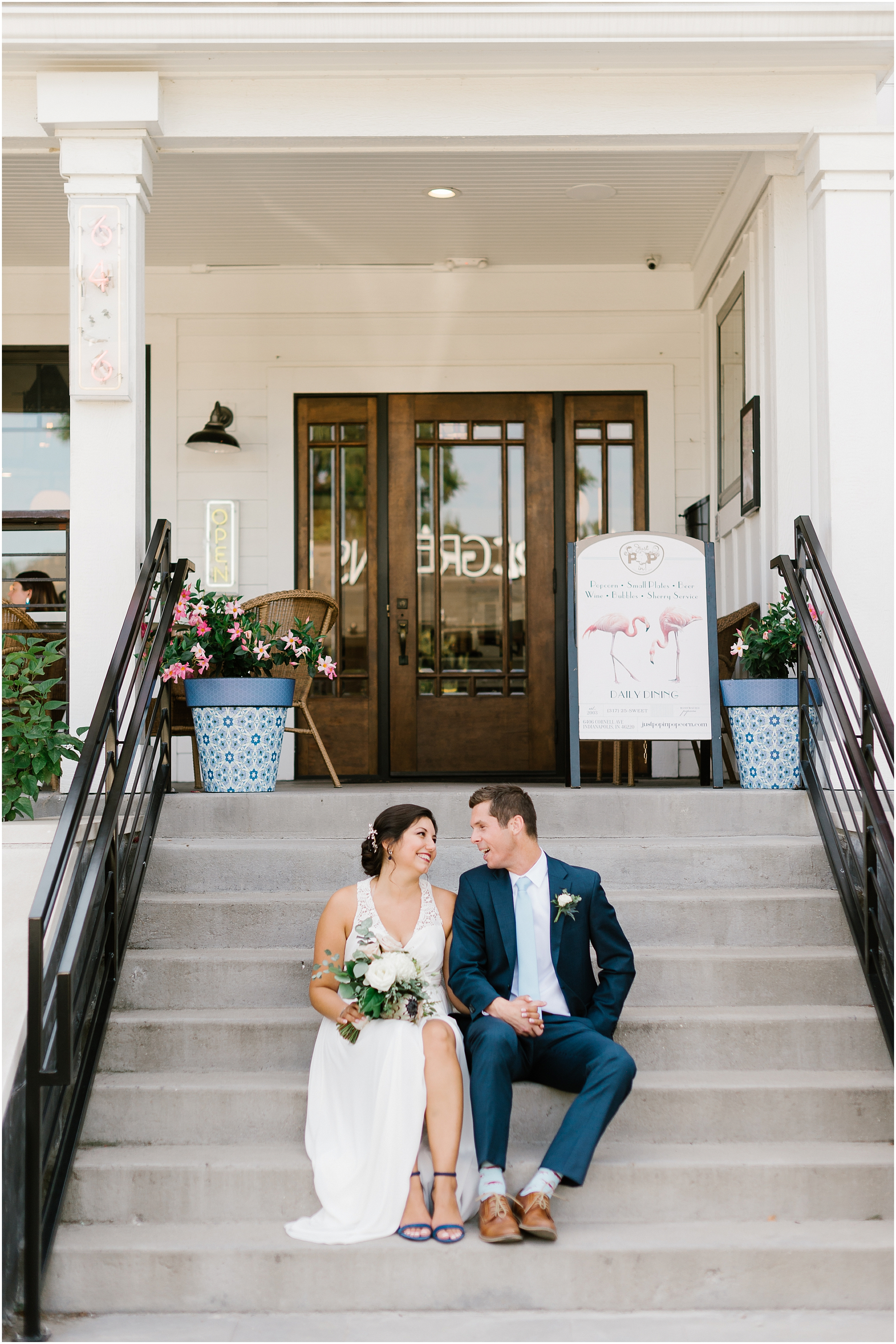 Rebecca Shehorn Photography Indianapolis Wedding Photographer Just Pop In Wedding_0647.jpg