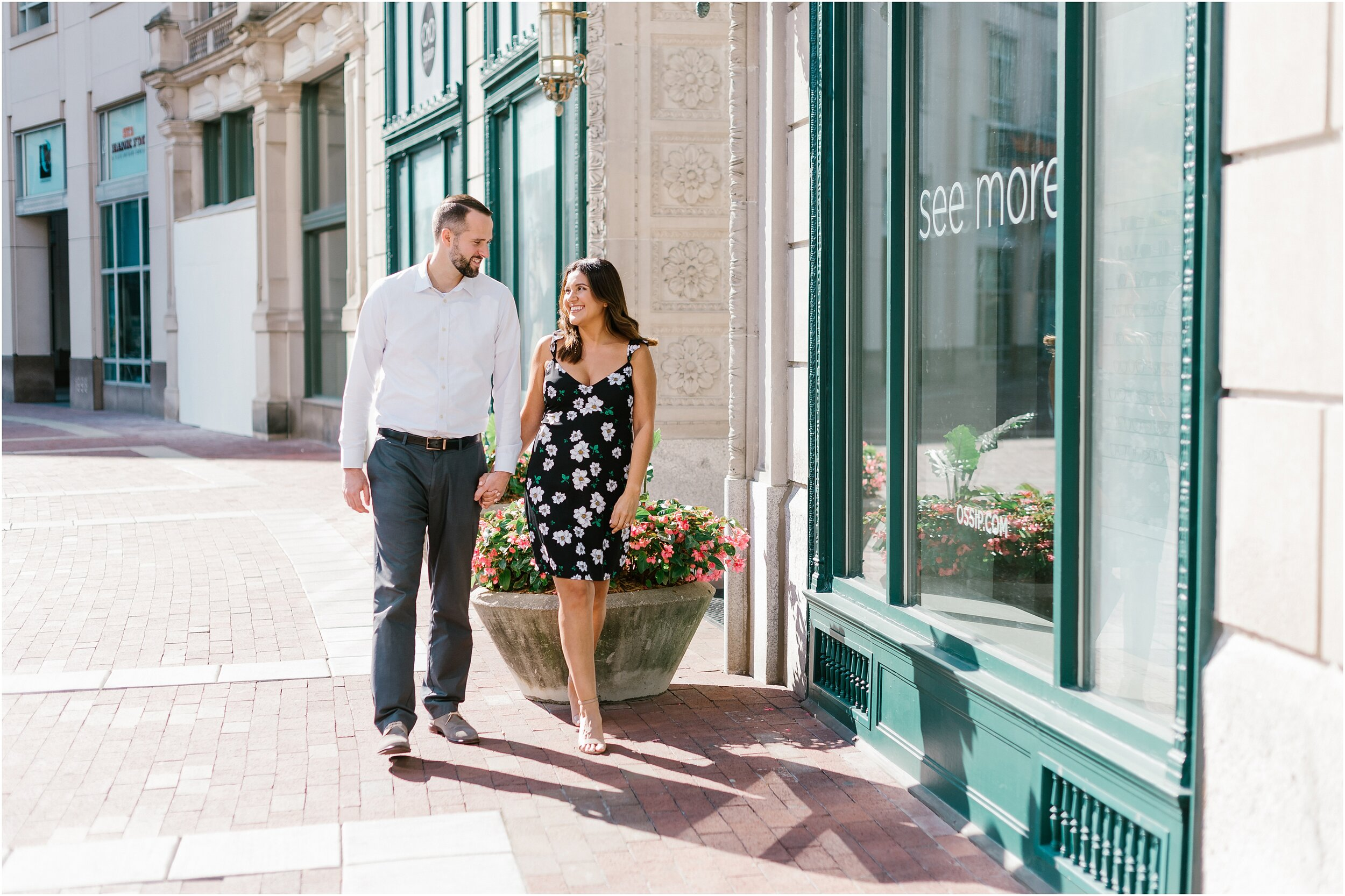 Rebecca Shehorn Photography Indianapolis Wedding Photographer Belen and Colin Engagement Session_0806.jpg