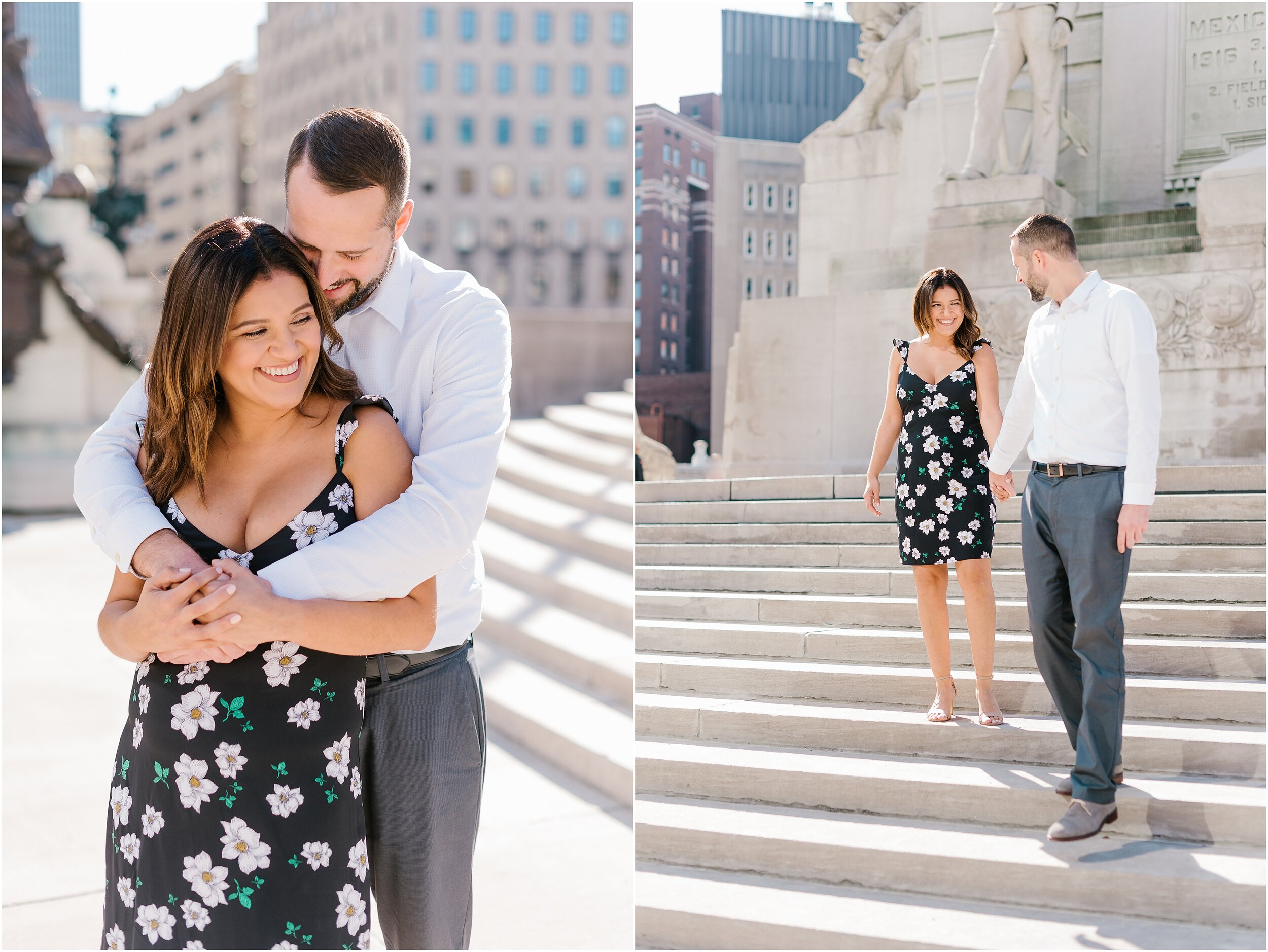 Rebecca Shehorn Photography Indianapolis Wedding Photographer Belen and Colin Engagement Session_0808.jpg