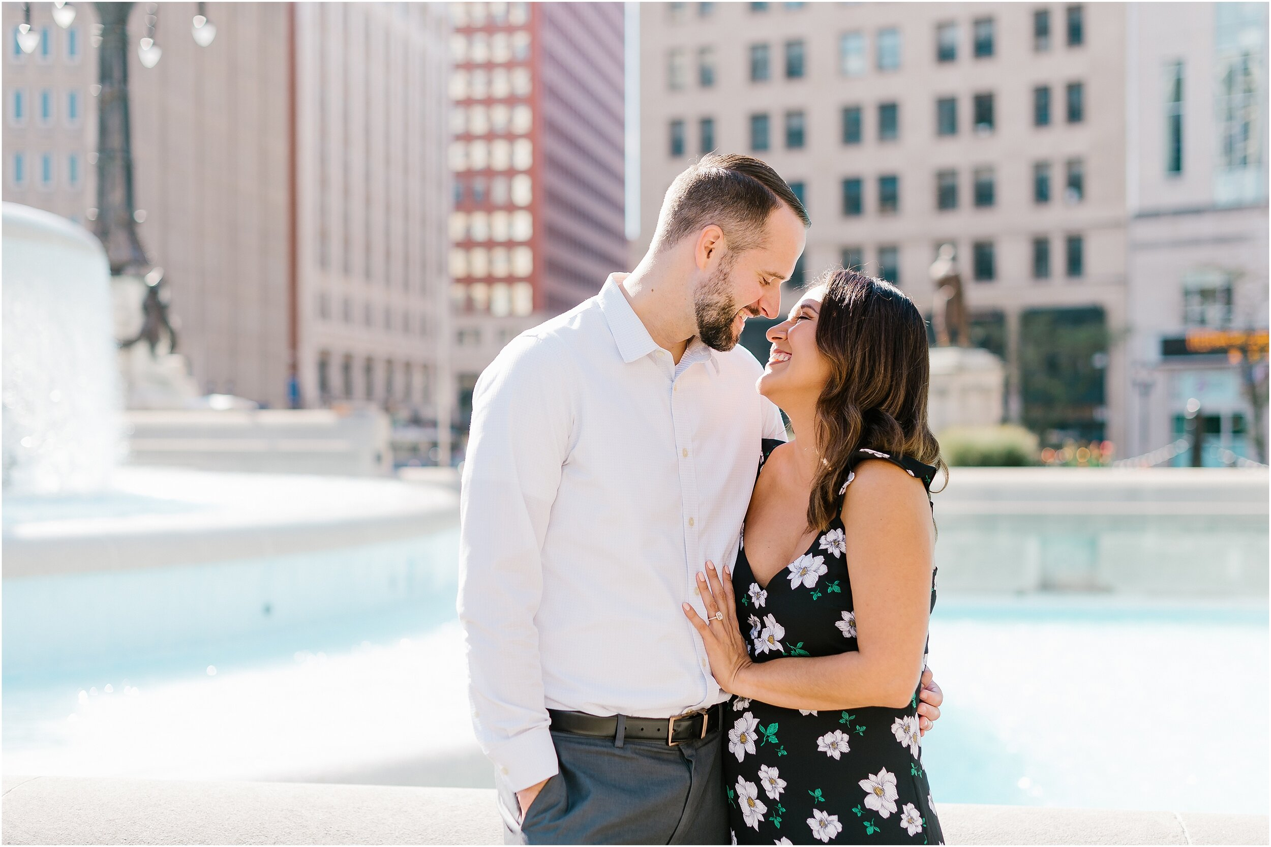 Rebecca Shehorn Photography Indianapolis Wedding Photographer Belen and Colin Engagement Session_0811.jpg