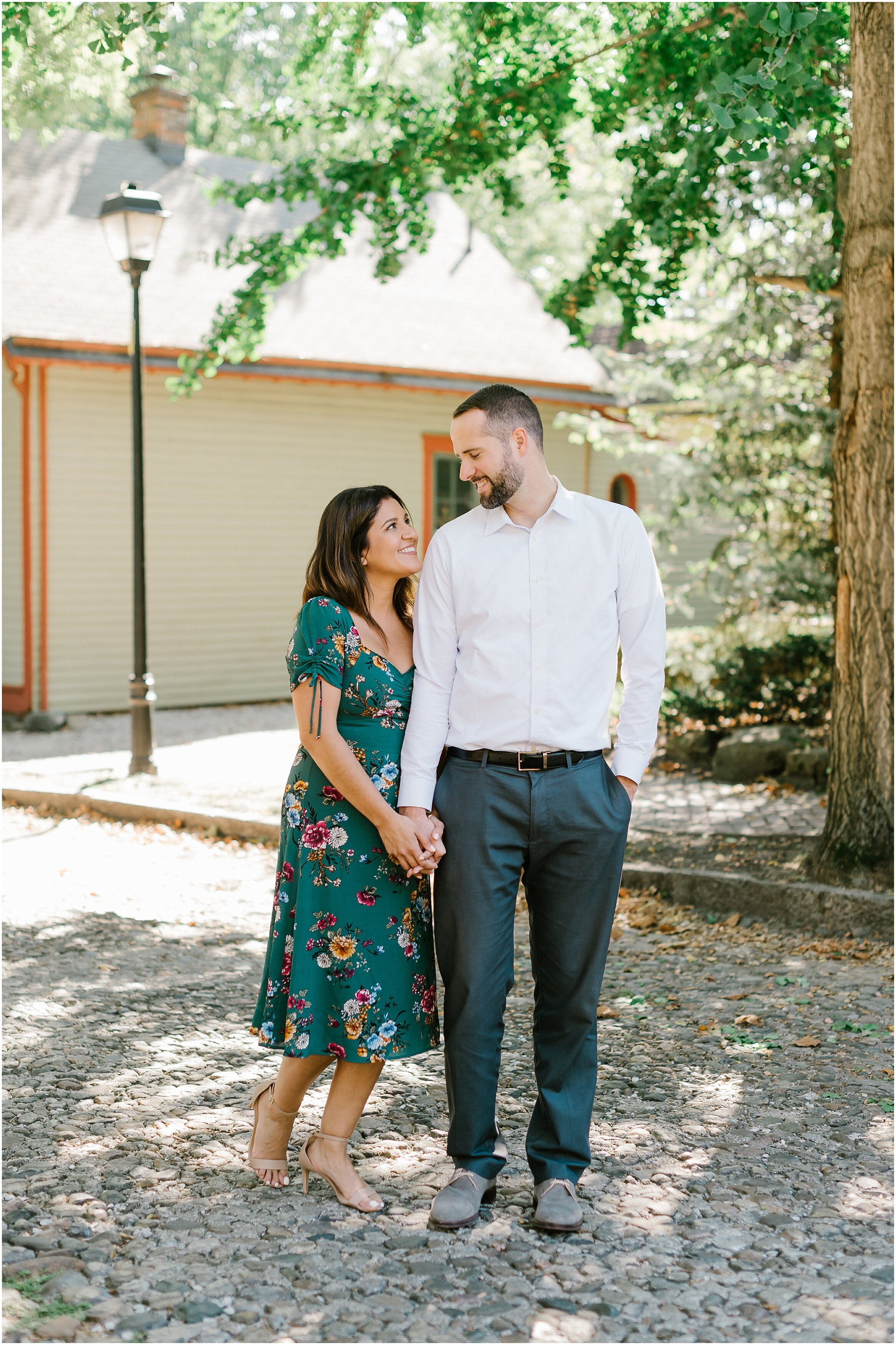Rebecca Shehorn Photography Indianapolis Wedding Photographer Belen and Colin Engagement Session_0819.jpg