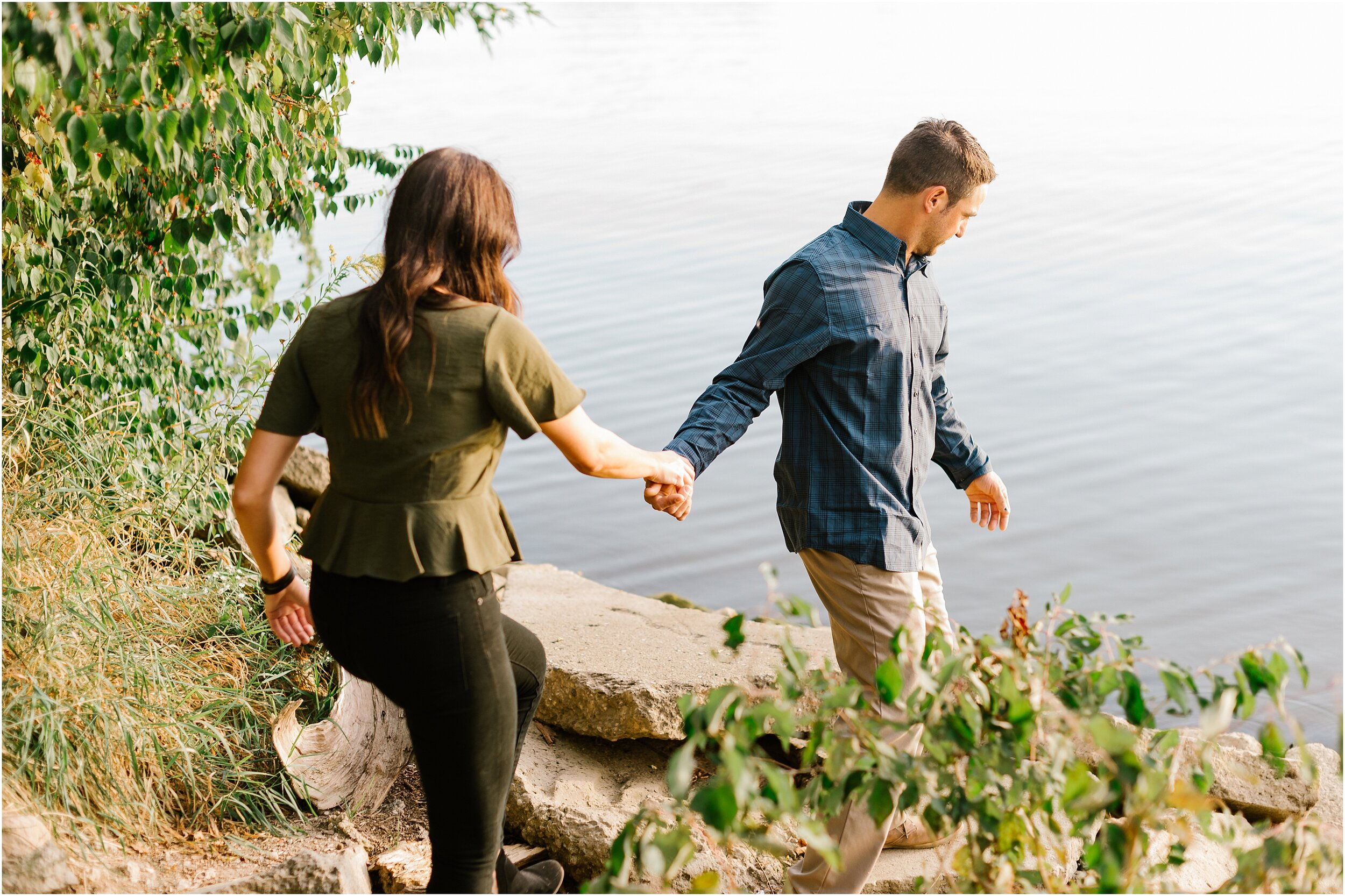 Rebecca Shehorn Photography Indianapolis Wedding Photographer Eagle Creek Resevoir Engagement Session_0840.jpg
