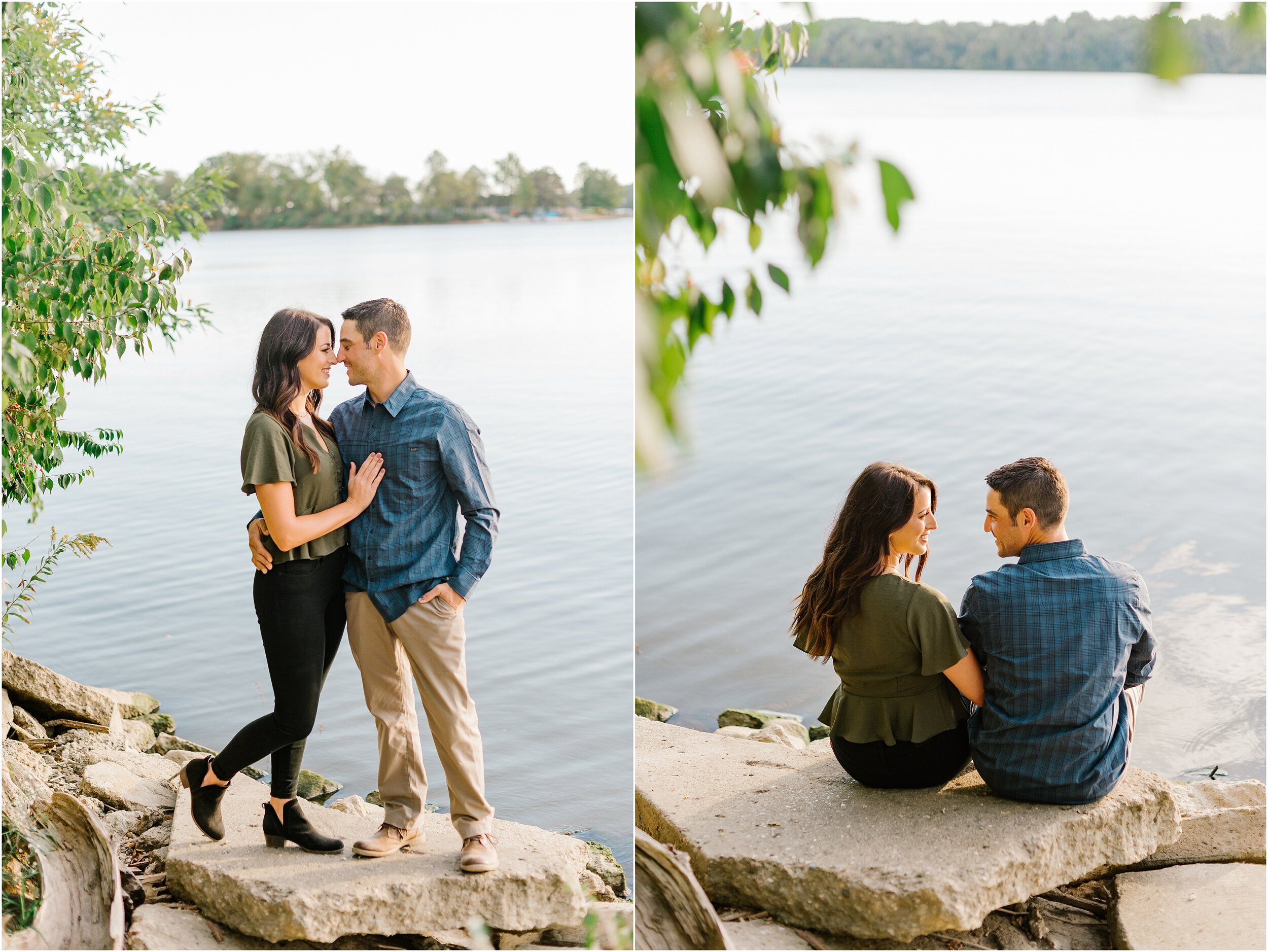 Rebecca Shehorn Photography Indianapolis Wedding Photographer Eagle Creek Resevoir Engagement Session_0841.jpg