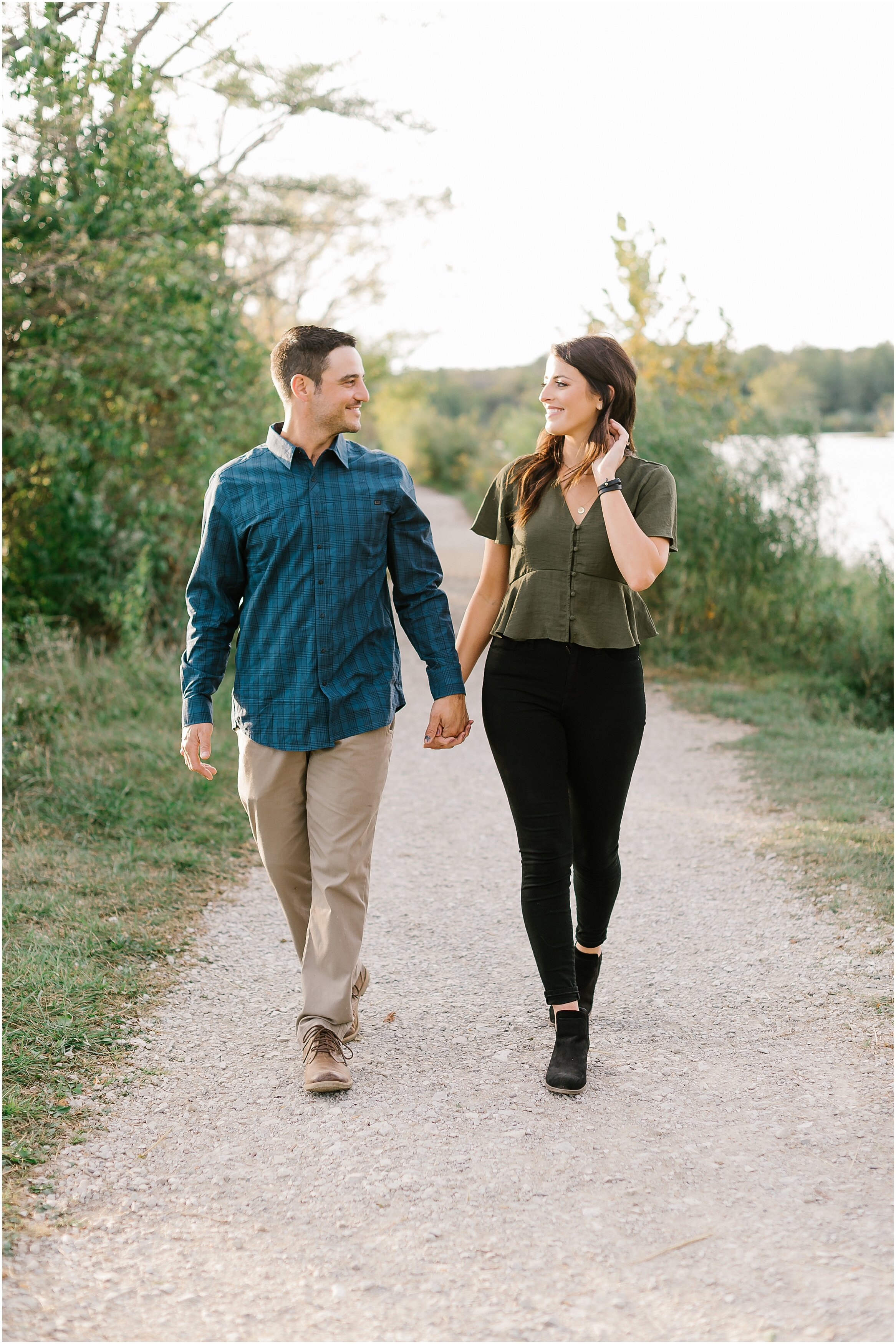Rebecca Shehorn Photography Indianapolis Wedding Photographer Eagle Creek Resevoir Engagement Session_0846.jpg